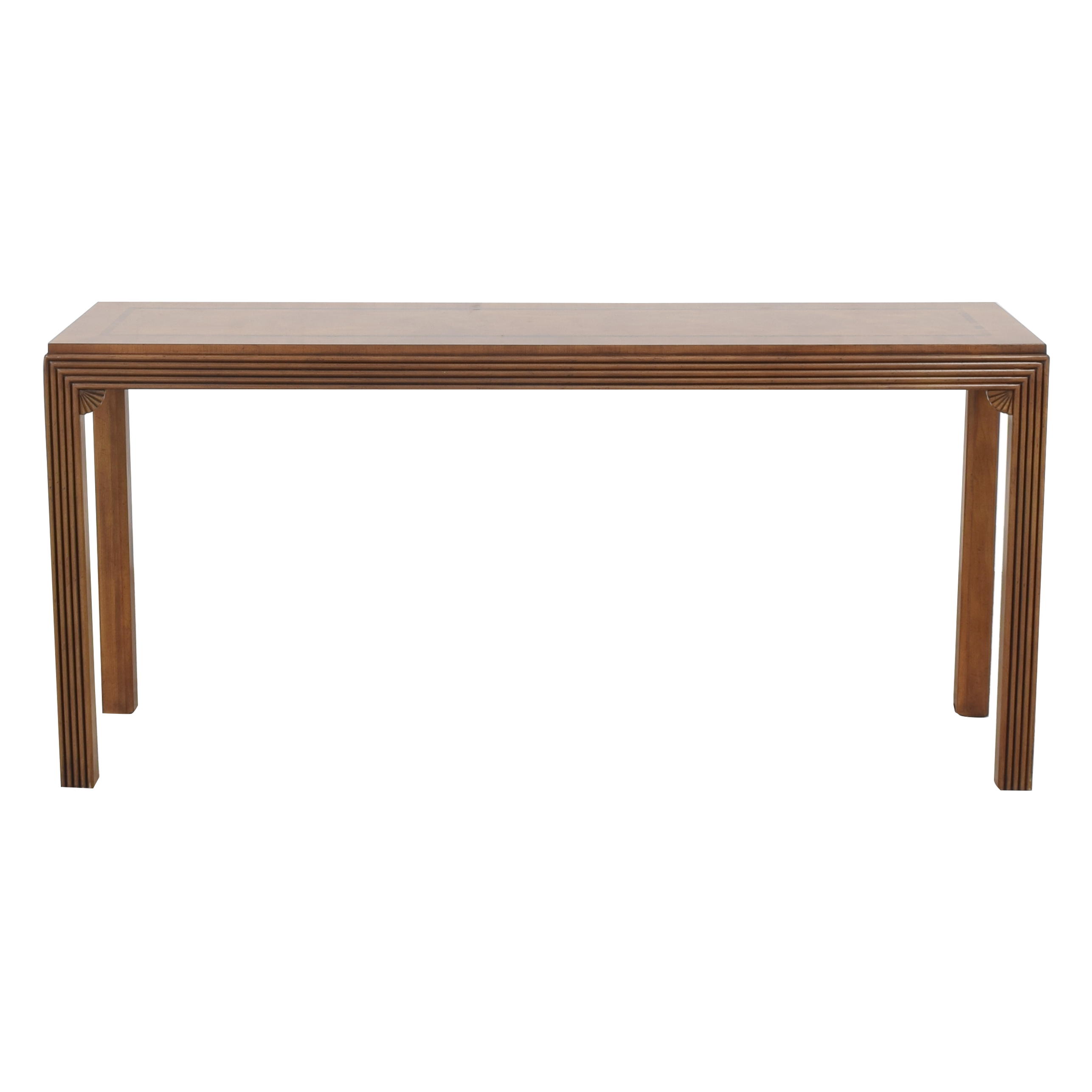 shop Drexel Heritage Console Table Drexel Heritage Accent Tables