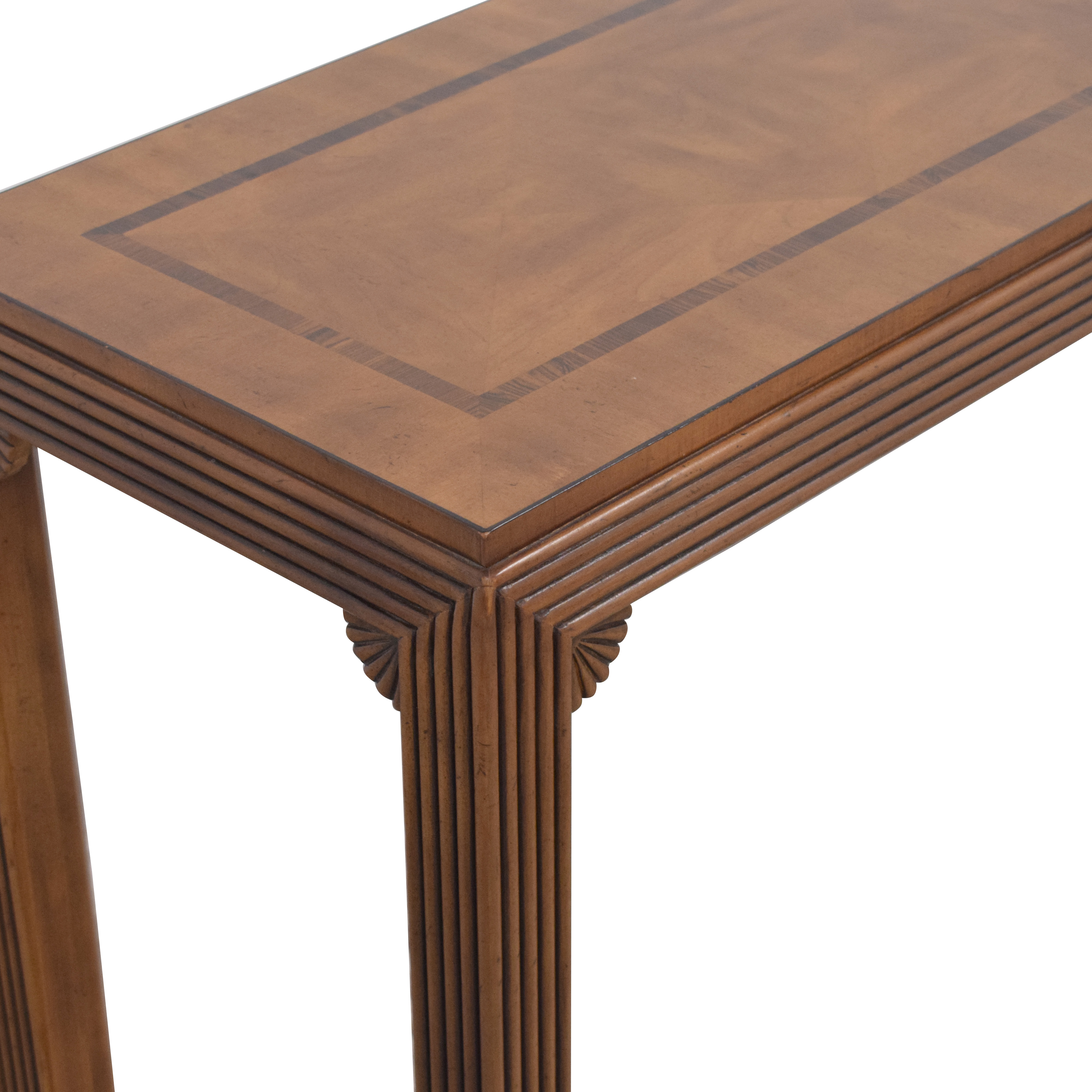 Drexel Heritage Drexel Heritage Console Table dimensions
