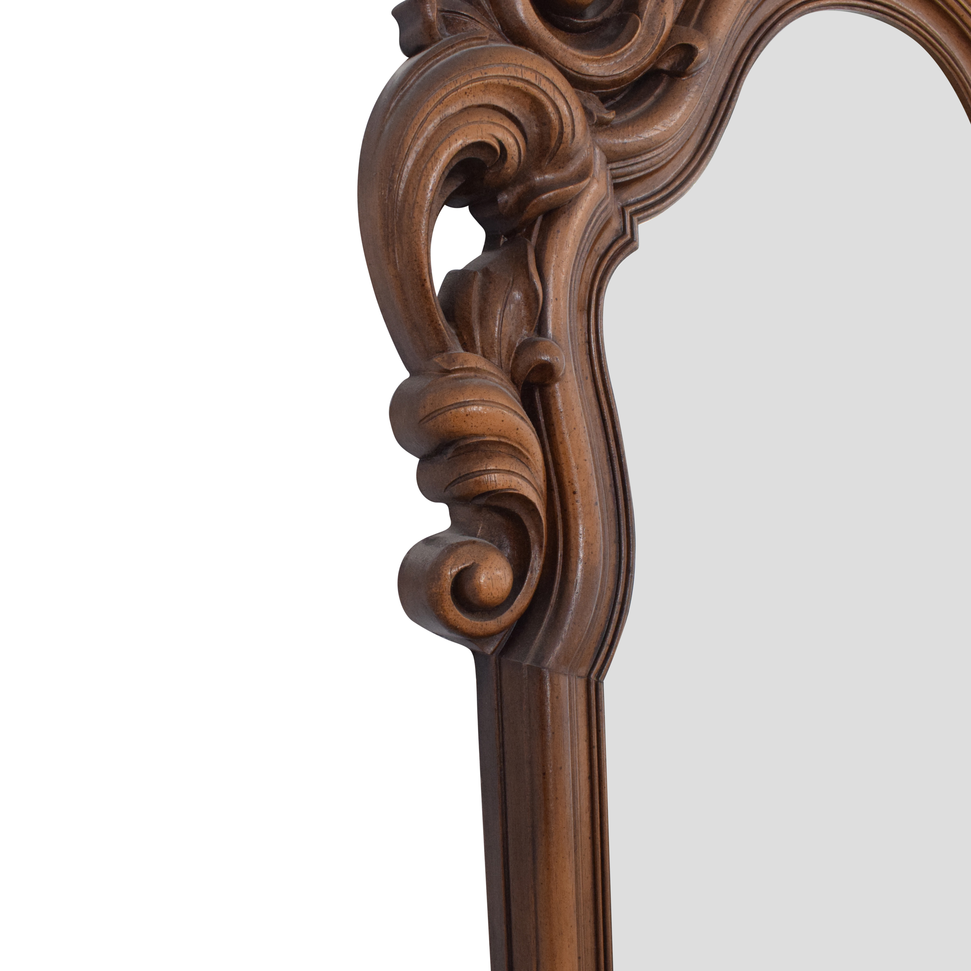 Broyhill Furniture Broyhill Venetian Style Accent Mirror nj
