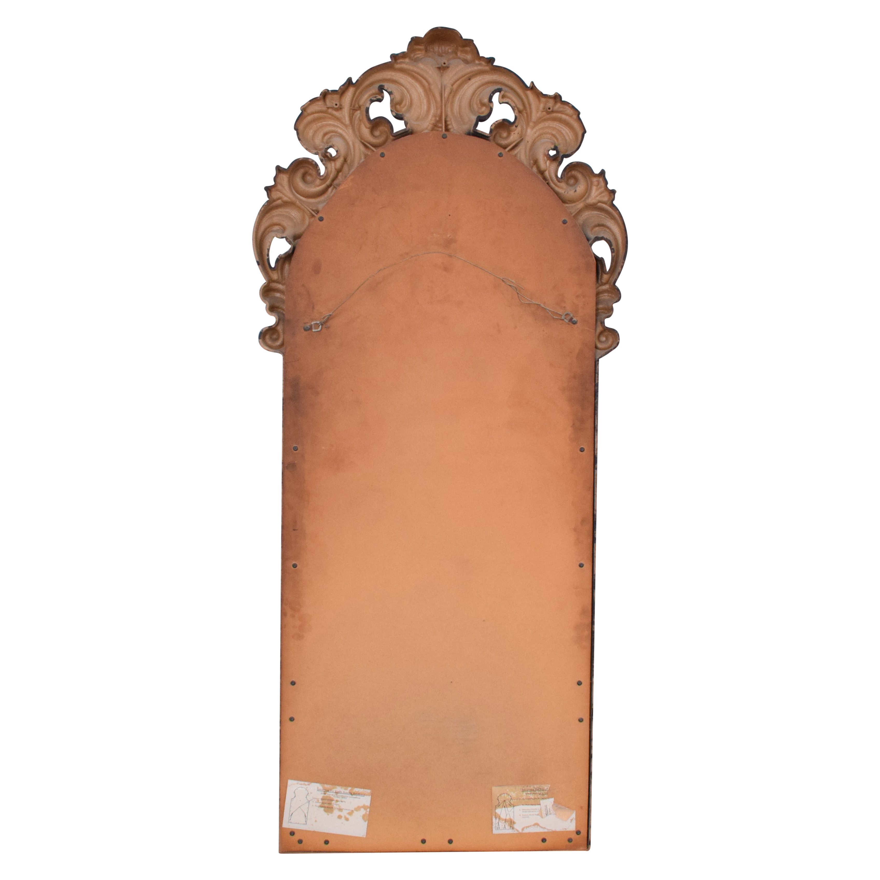 shop Broyhill Furniture Broyhill Venetian Style Accent Mirror online