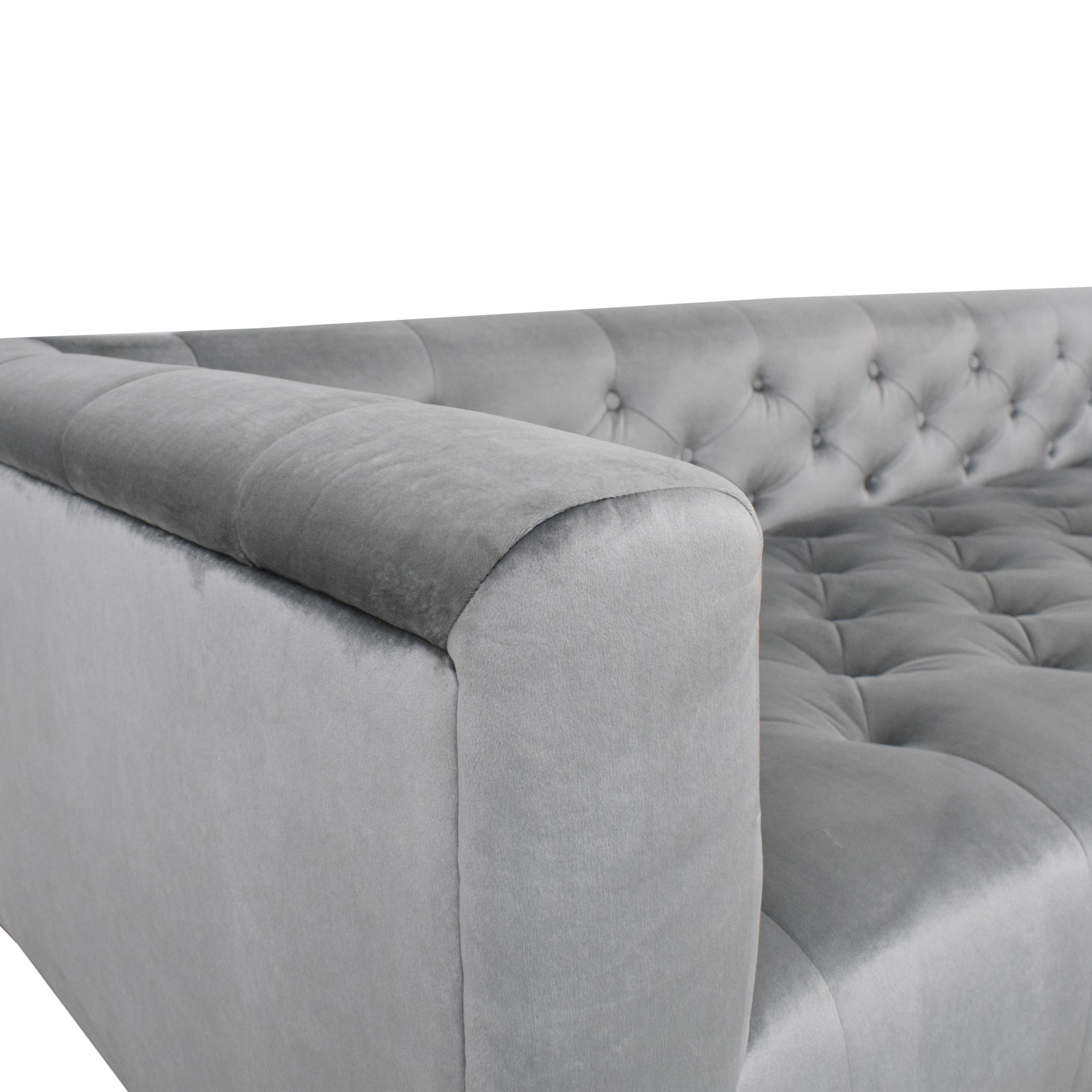 Interior Define Interior Define Ms. Chesterfield Sofa pa