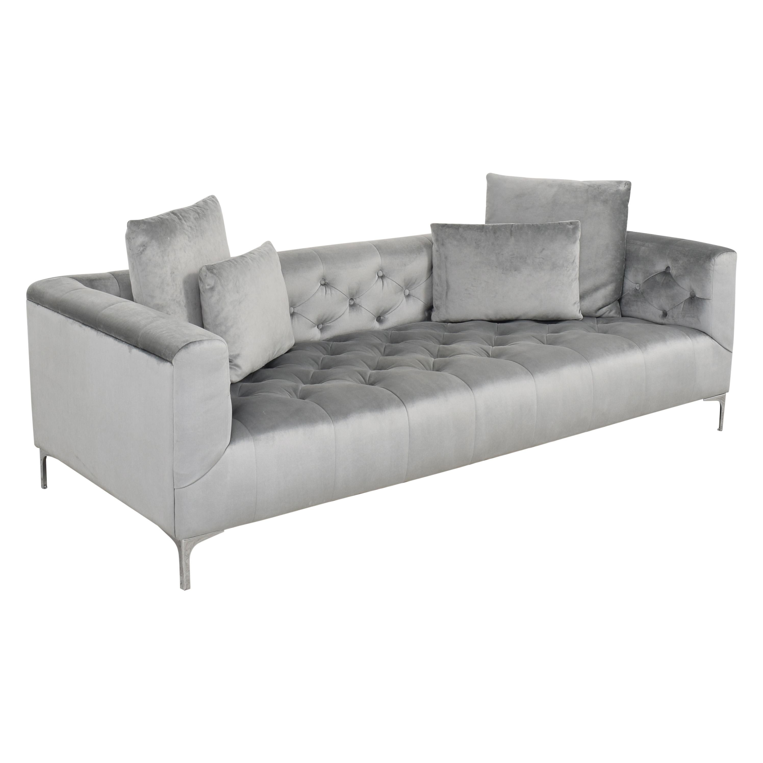 Interior Define Ms. Chesterfield Sofa sale