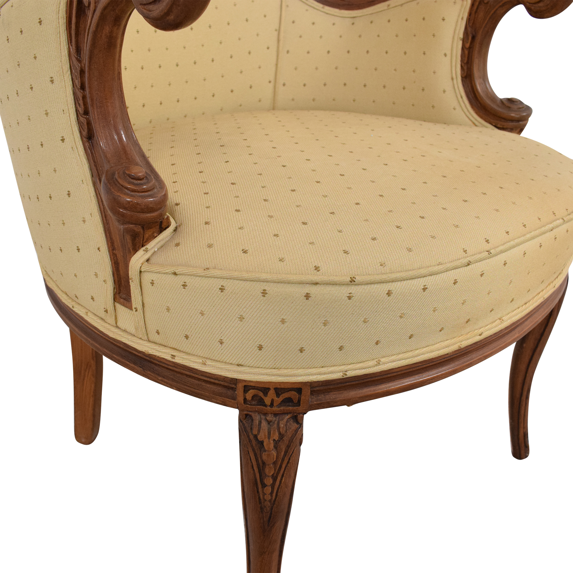 buy French Provincial Style Arm Chair