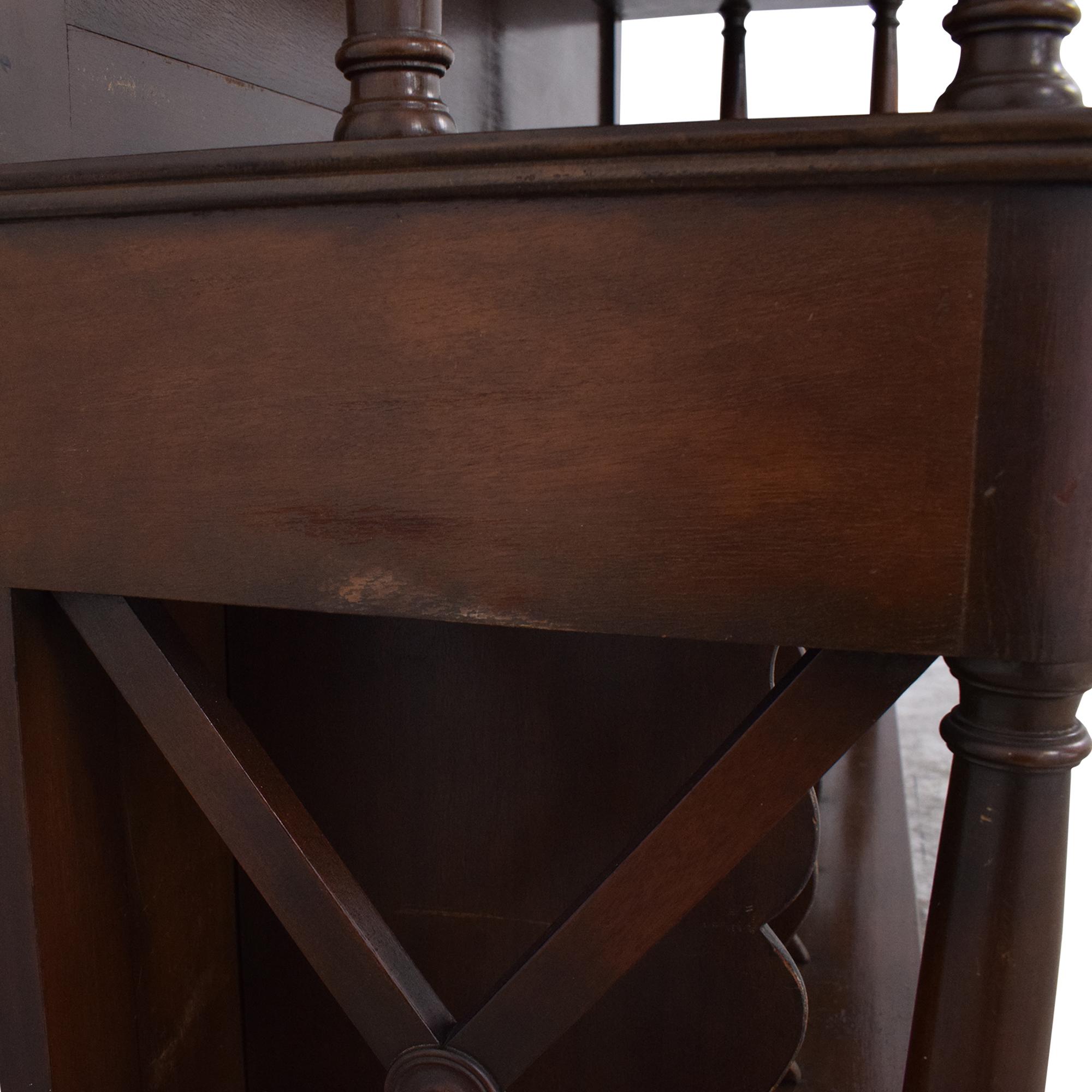 Vintage Four Drawer Sideboard dimensions