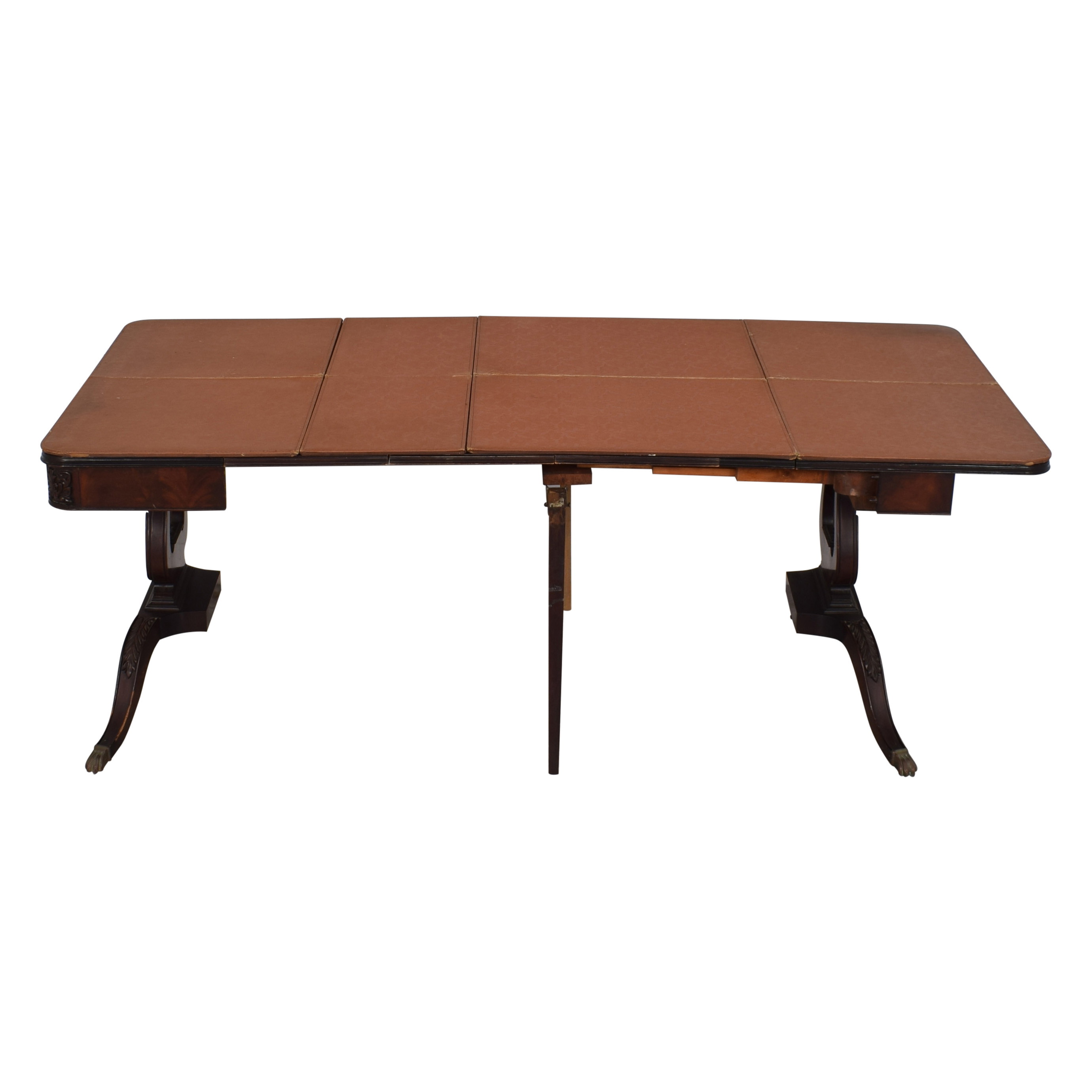 Watertown Table Company Slide Table brown