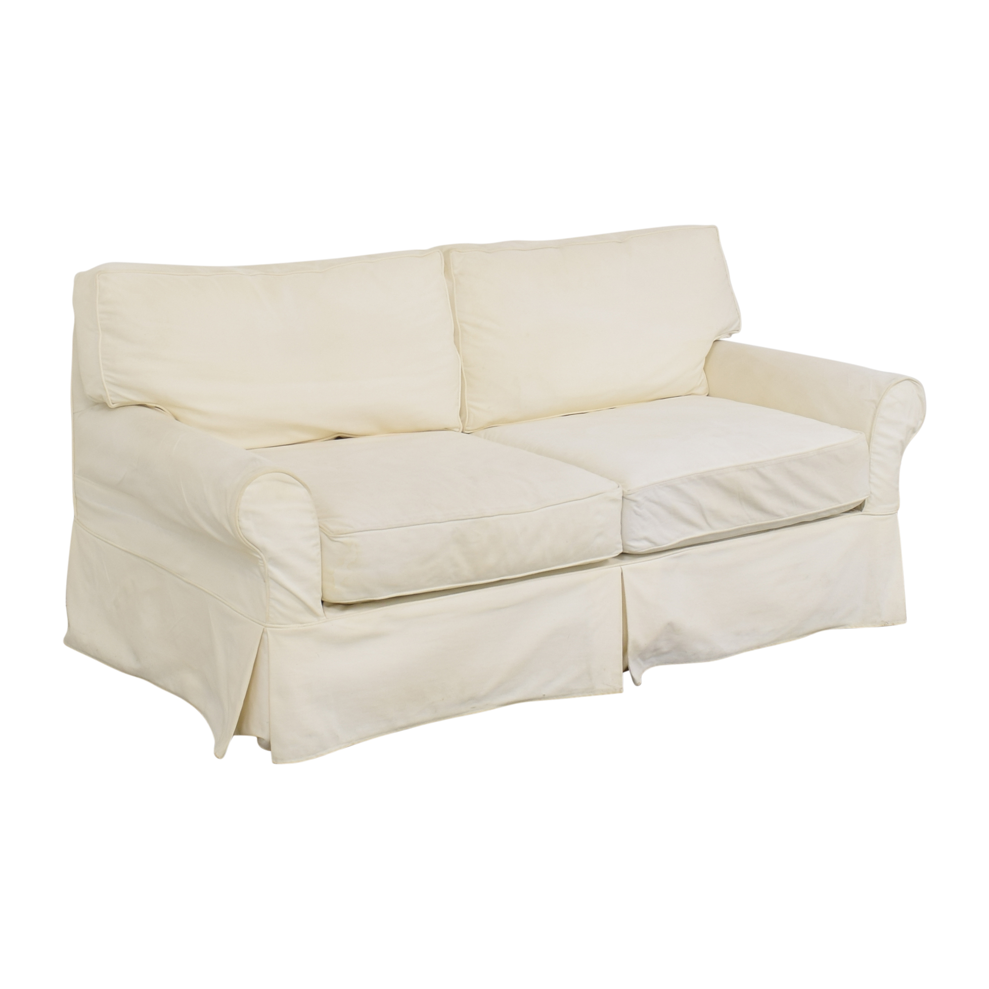 buy Crate & Barrel Bayside Apartment Sofa Crate & Barrel Classic Sofas