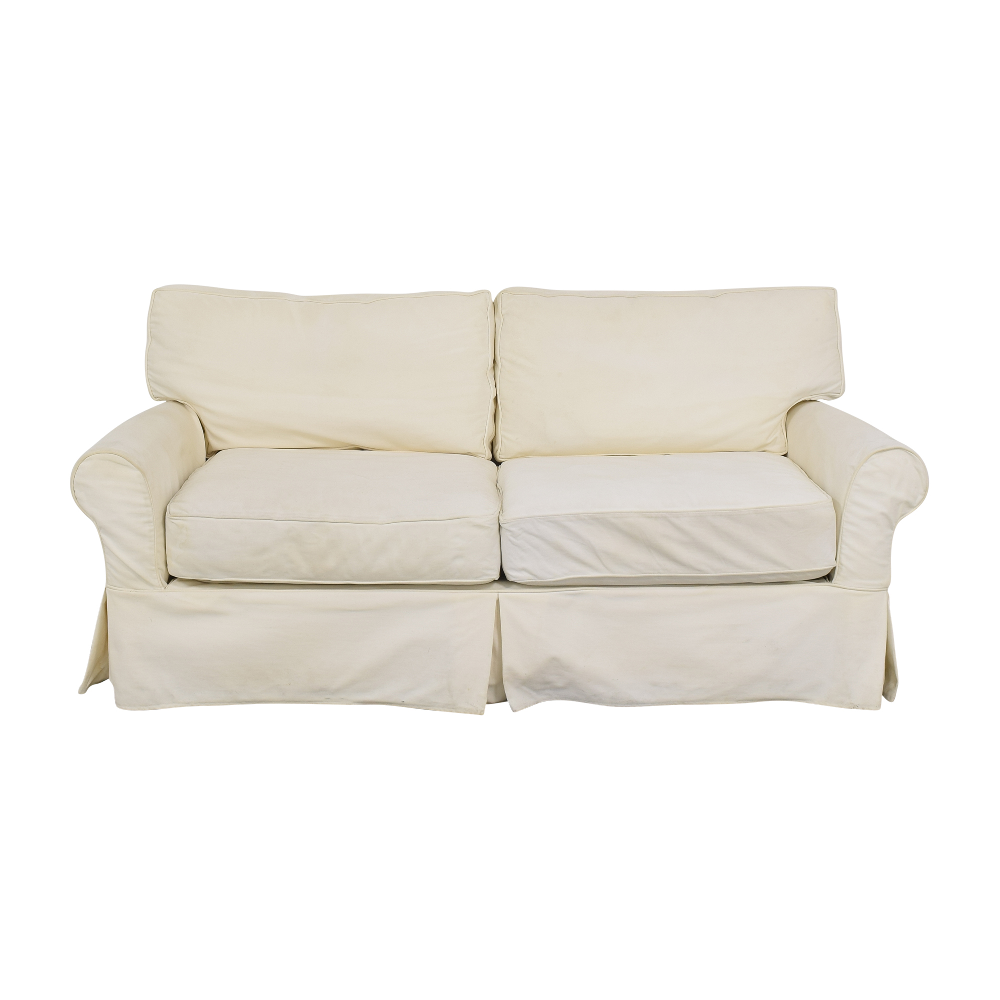 Crate & Barrel Crate & Barrel Bayside Apartment Sofa Sofas