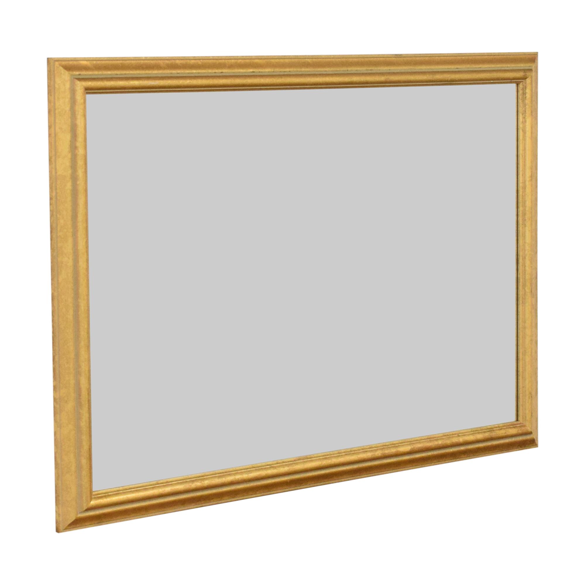 Uttermost Uttermost Framed Wall Mirror dimensions