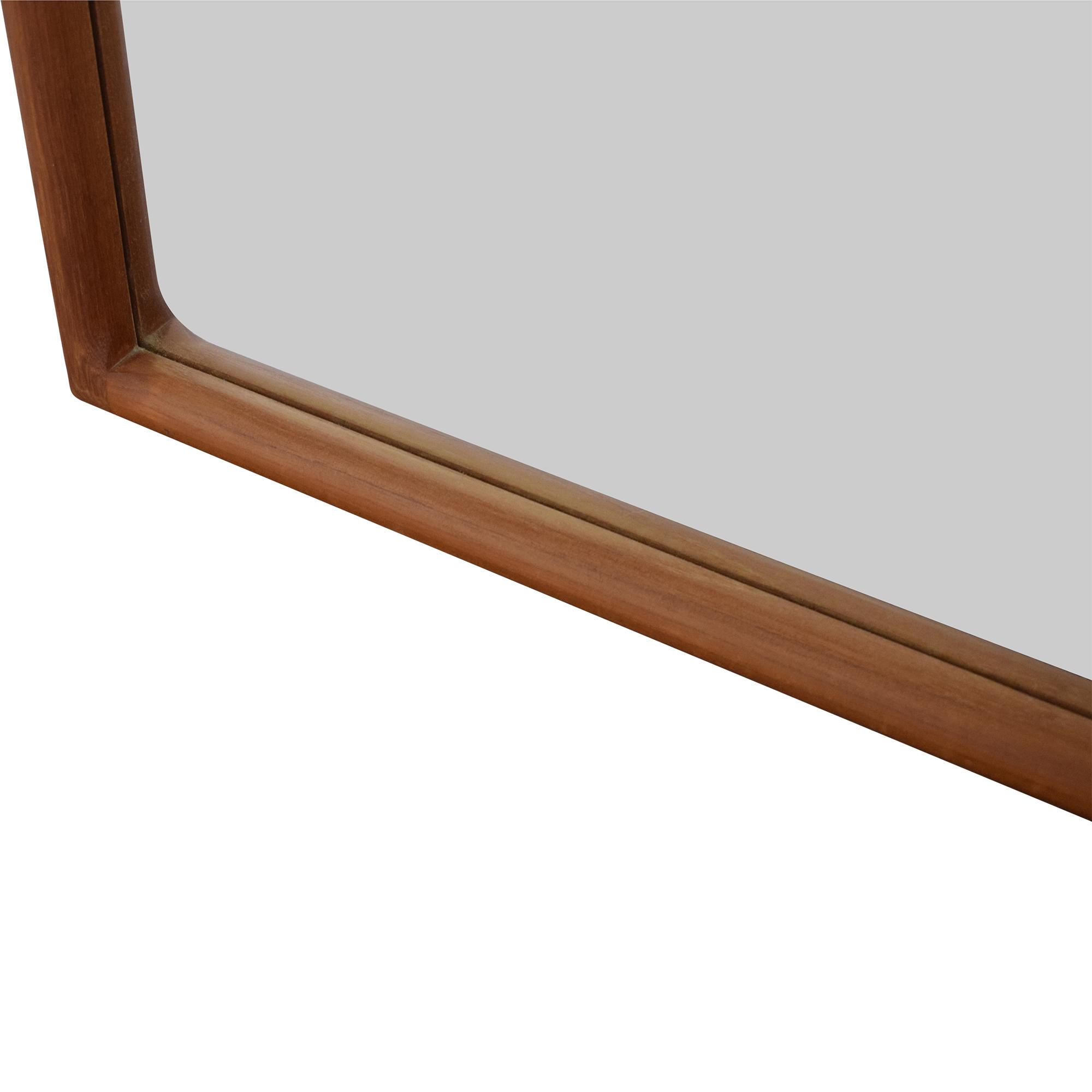 buy Vildbjerg Mobelfrabrik Arched Mirror Vildbjerg Mobelfrabrik