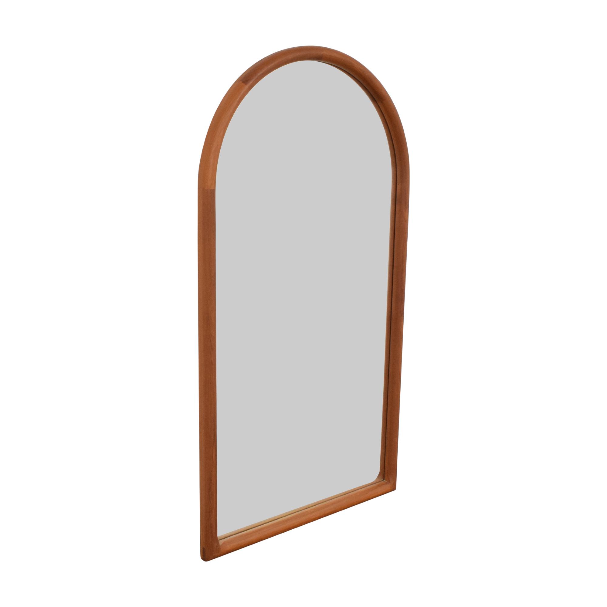buy Vildbjerg Mobelfrabrik Arched Mirror Vildbjerg Mobelfrabrik Decor