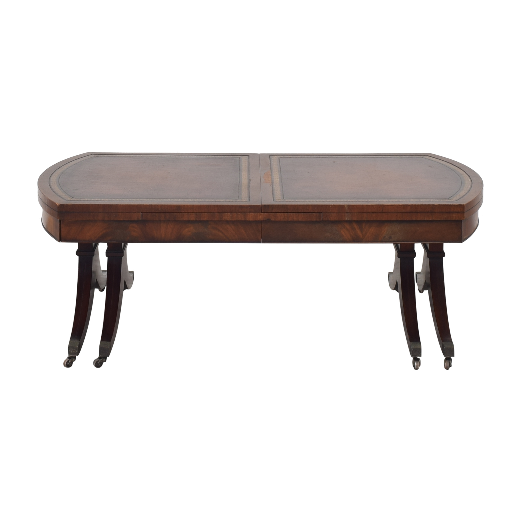 Heirloom Weiman Extendable Coffee Table nyc
