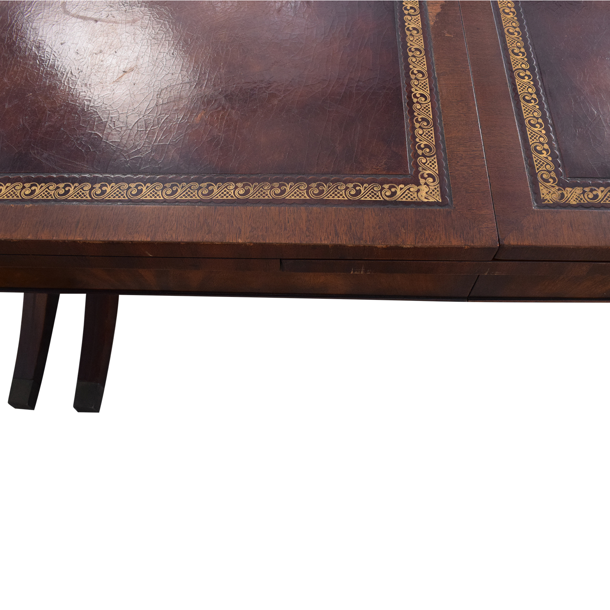 Heirloom Weiman Extendable Coffee Table used