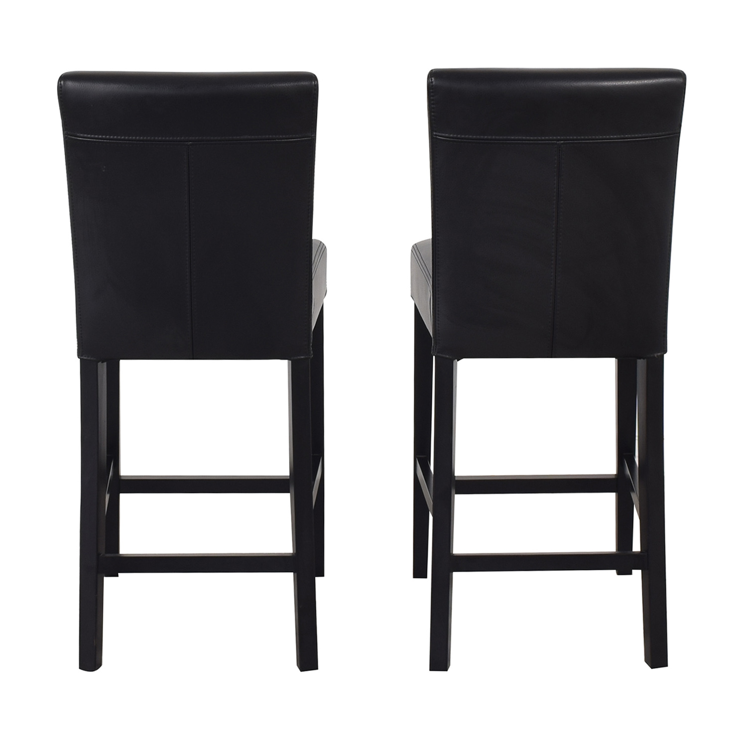 Crate & Barrel Crate & Barrel Lowe Counter Stools used