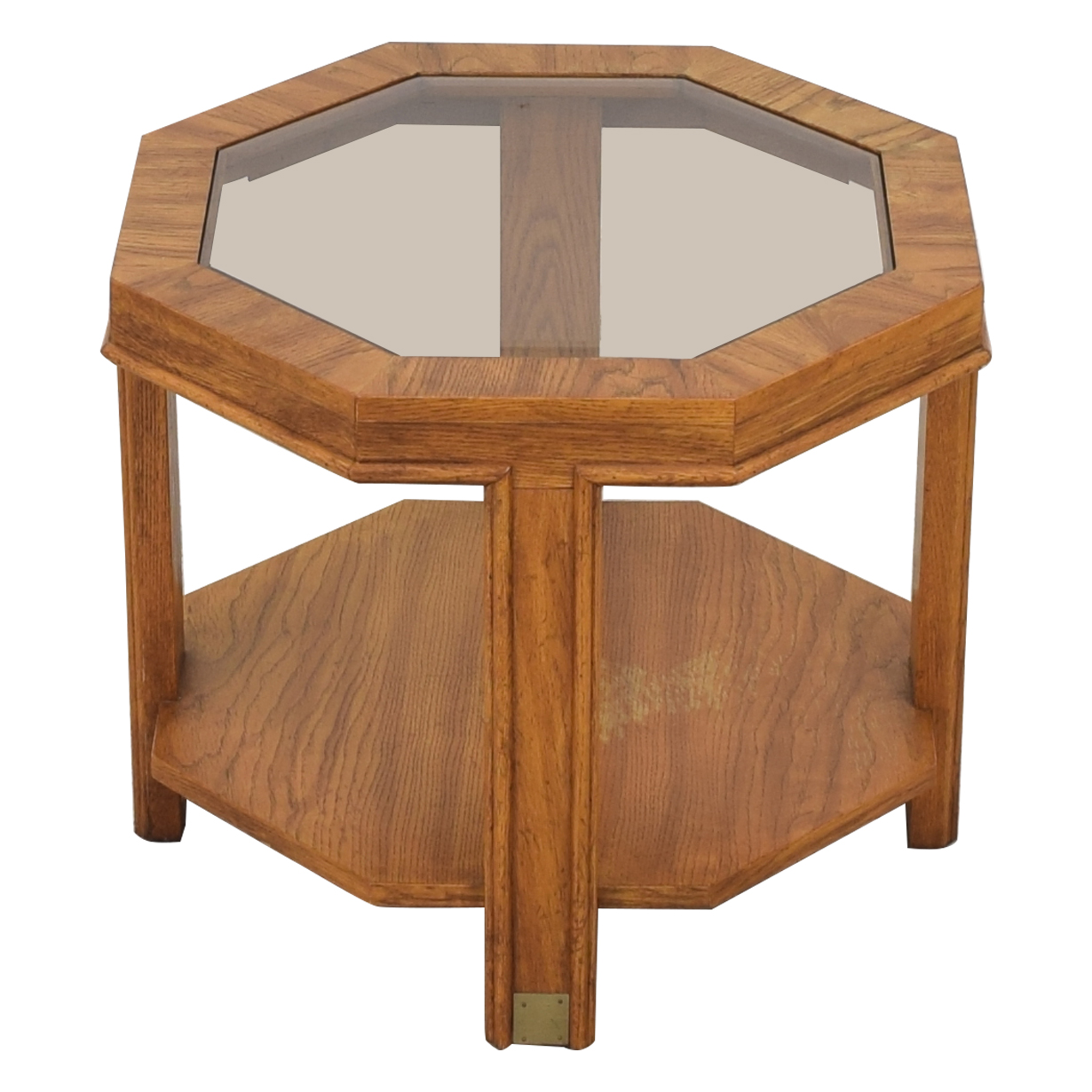 Drexel Heritage Drexel Heritage Hexagon Side Table on sale