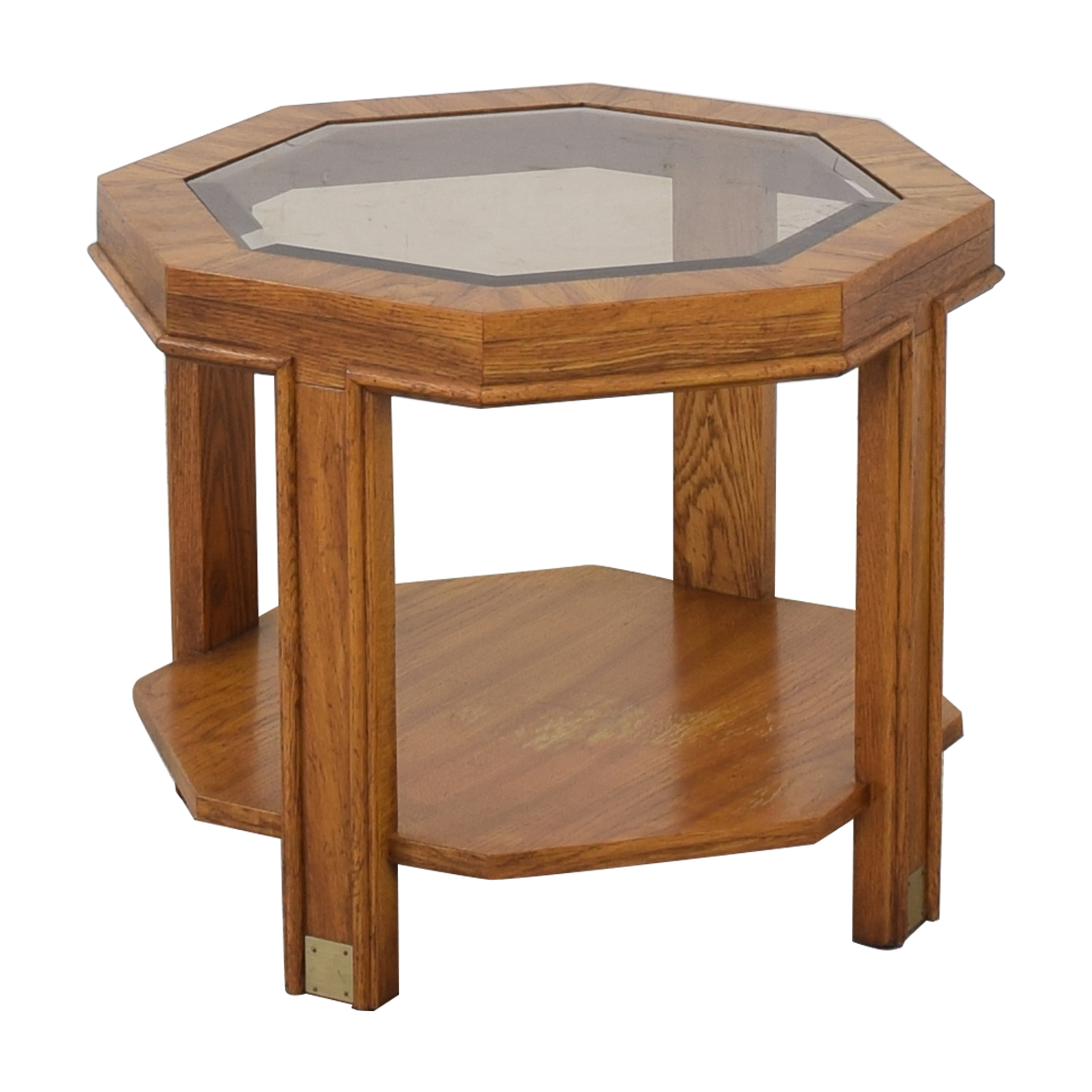 buy Drexel Heritage Hexagon Side Table Drexel Heritage End Tables