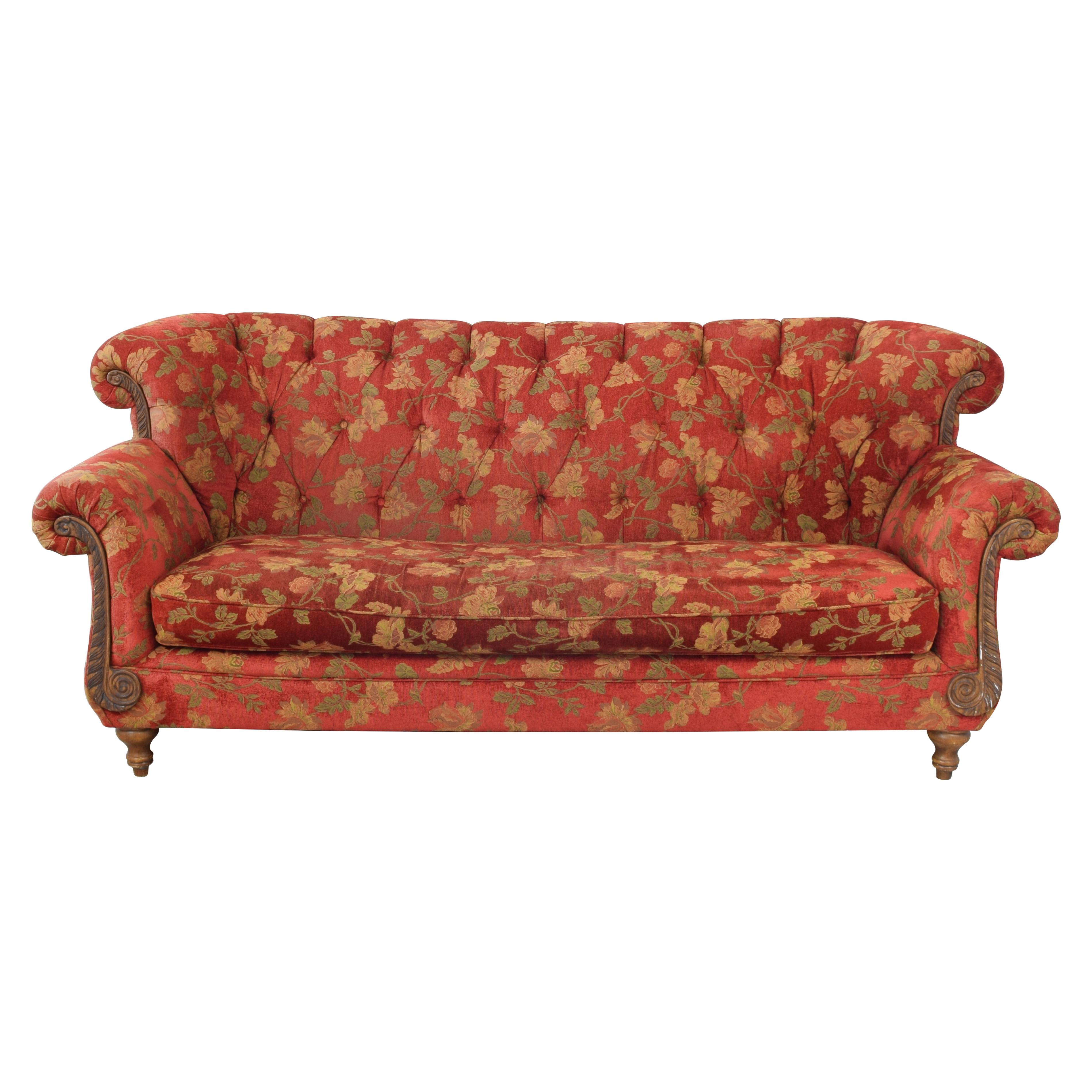 Southern Furniture of Conover Southern Furniture Calcutta Sofa second hand