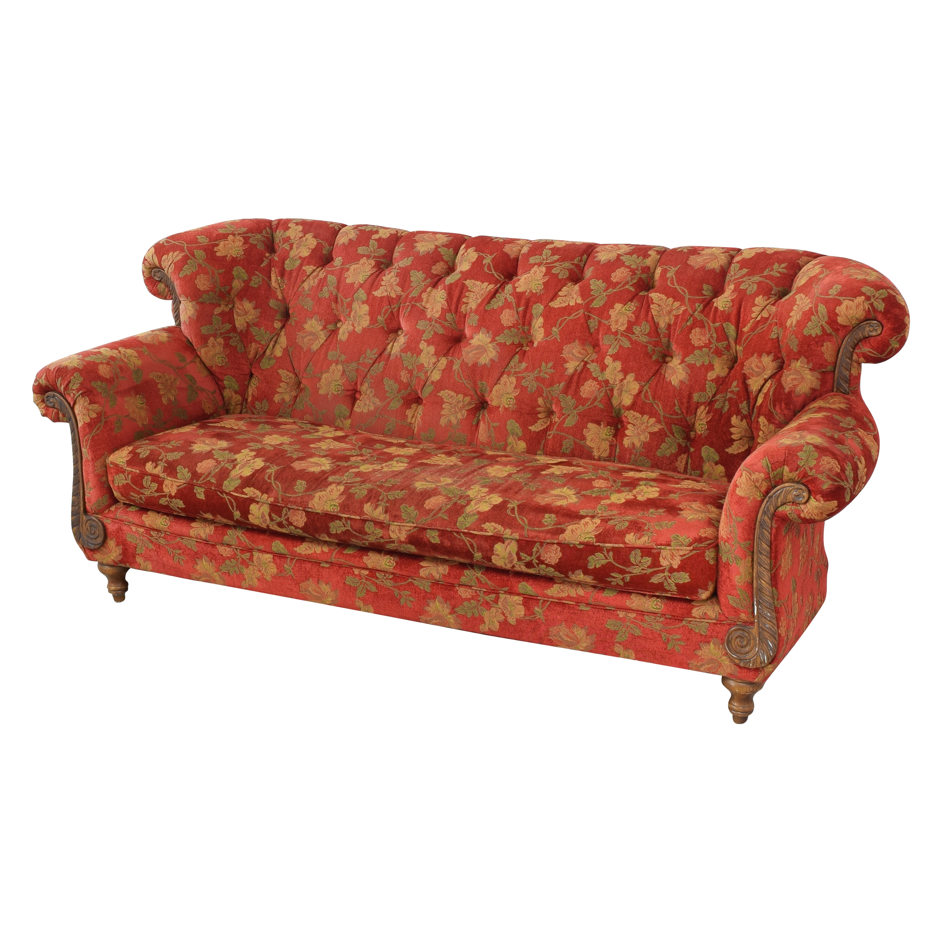 Southern Furniture of Conover Southern Furniture Calcutta Sofa second hand