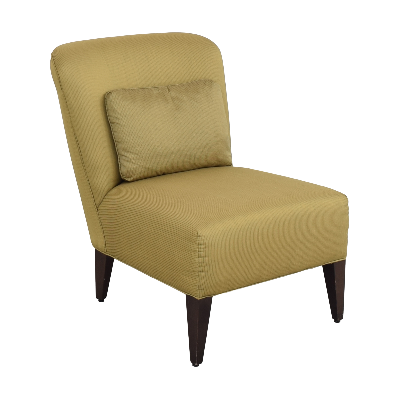 Restoration Hardware Slipper Accent Chair / Chairs