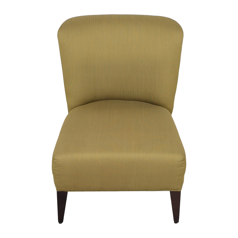 shop Restoration Hardware Slipper Accent Chair Restoration Hardware Accent Chairs