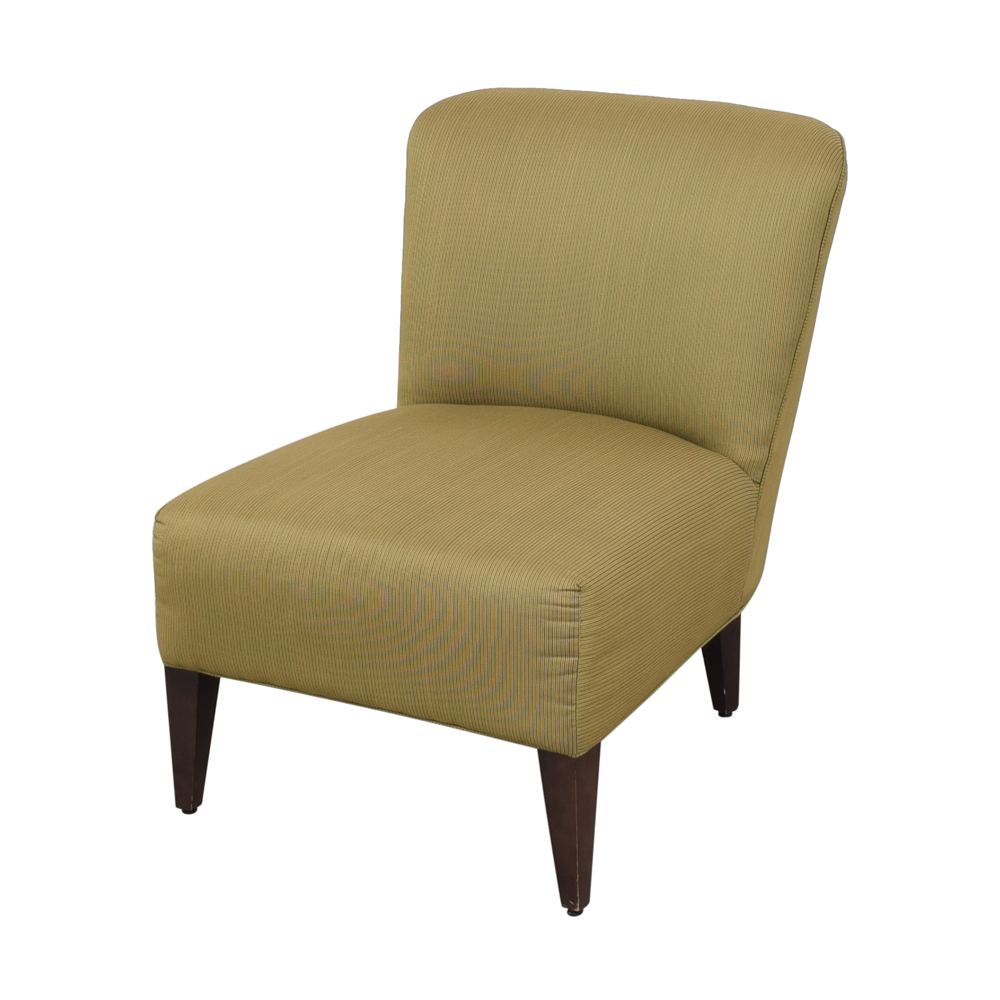 Restoration Hardware Restoration Hardware Slipper Style Accent Chair nj