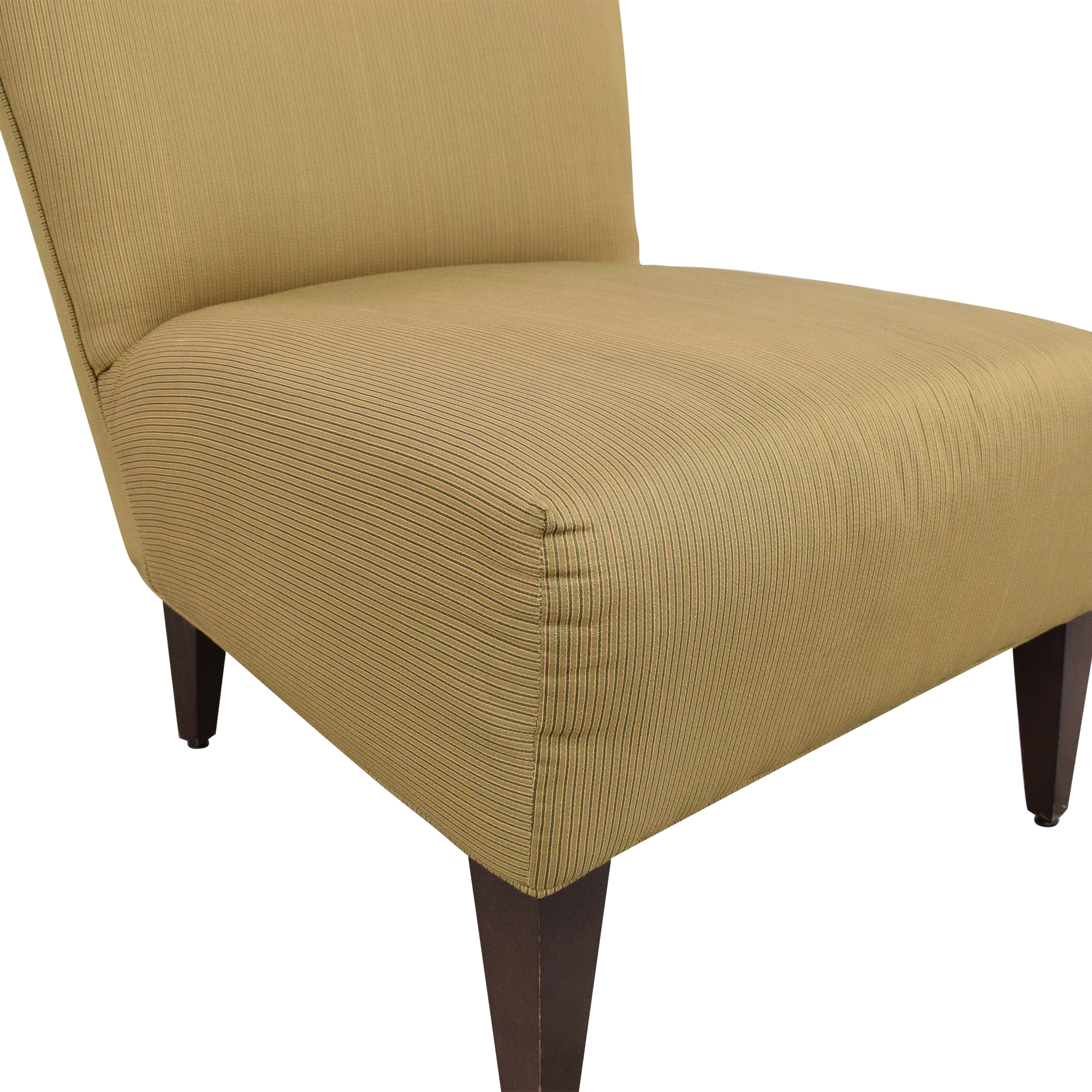 Restoration Hardware Restoration Hardware Slipper Style Accent Chair