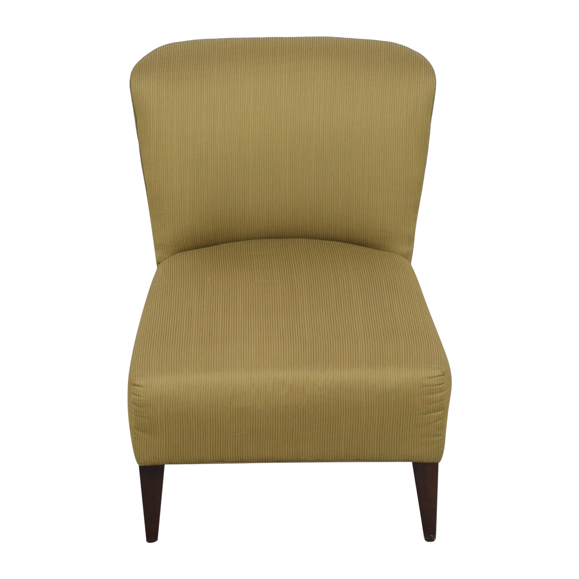 shop Restoration Hardware Slipper Style Accent Chair Restoration Hardware Chairs