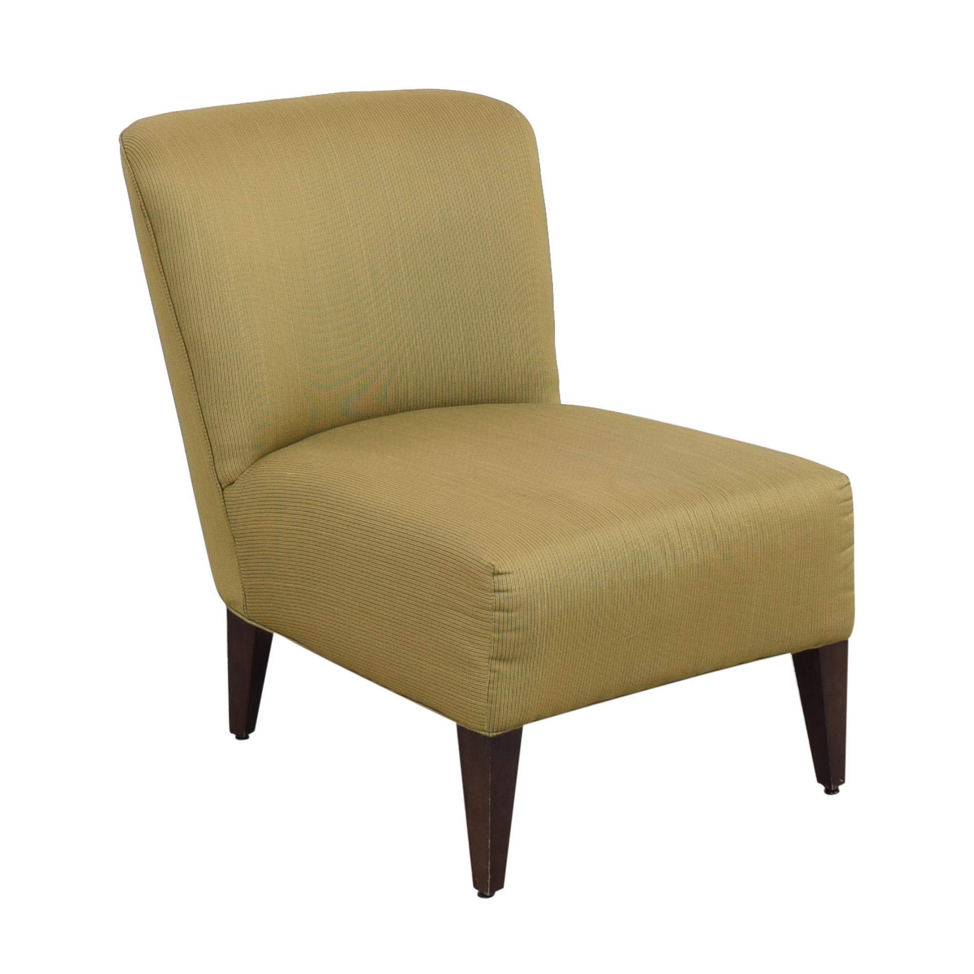 buy Restoration Hardware Slipper Style Accent Chair Restoration Hardware Chairs