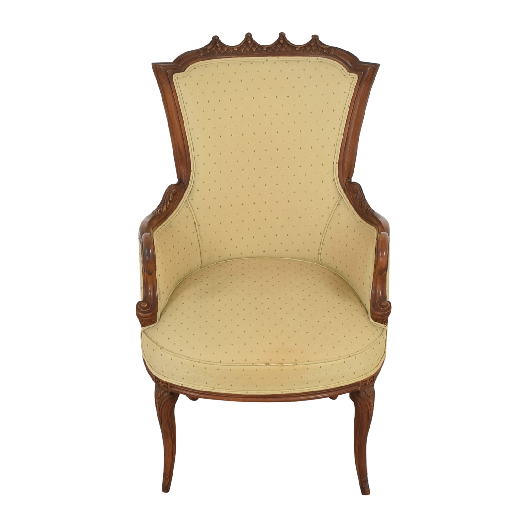 French Provincial Style Arm Chair pa