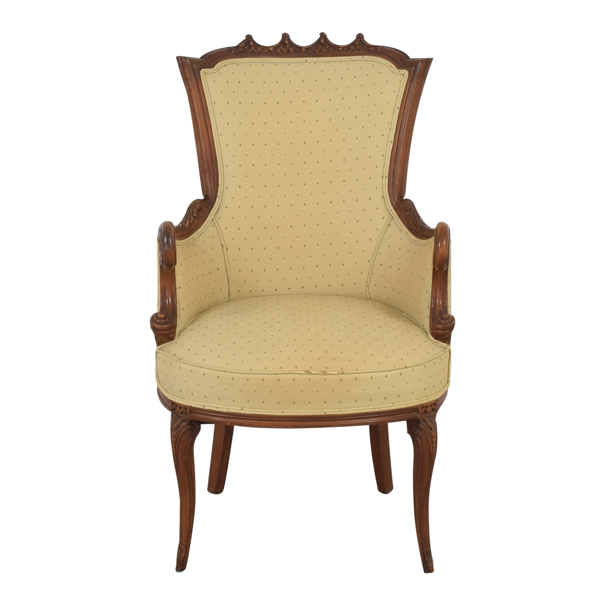 buy French Provincial Style Arm Chair  Accent Chairs