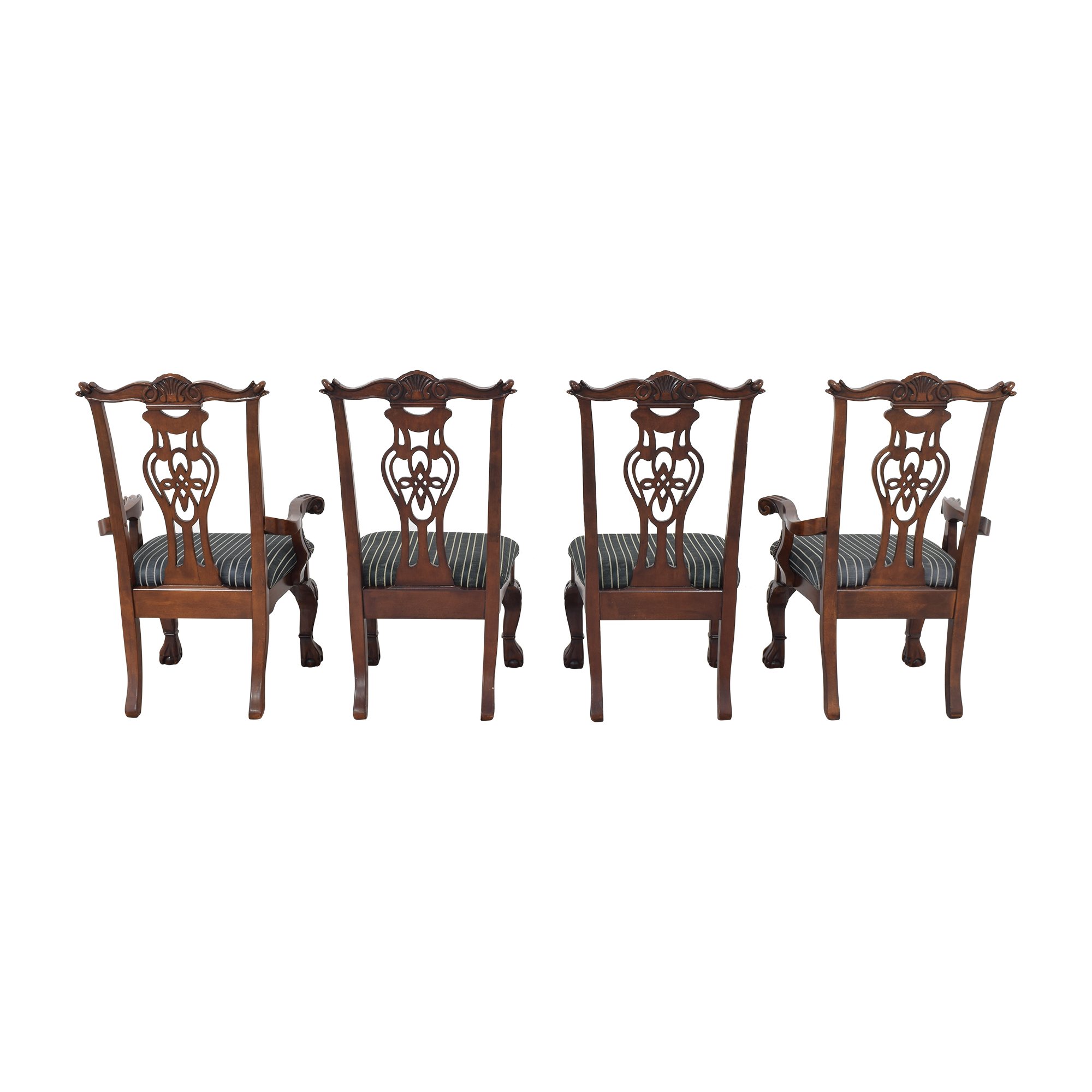 Chippendale Dining Chairs / Chairs