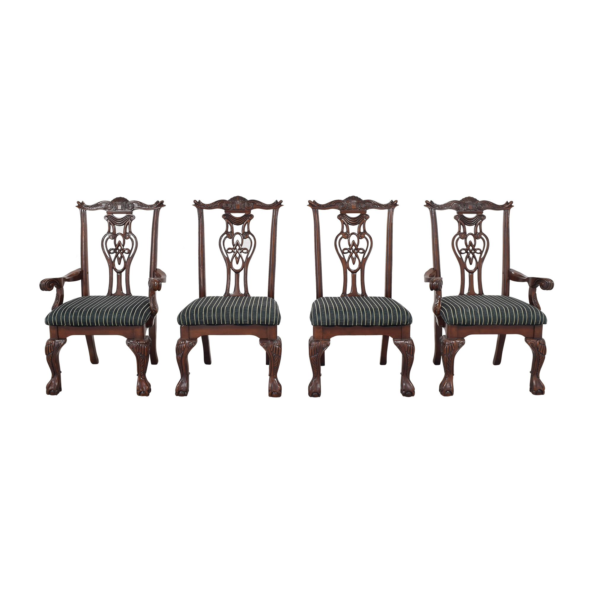 Chippendale Dining Chairs Chairs