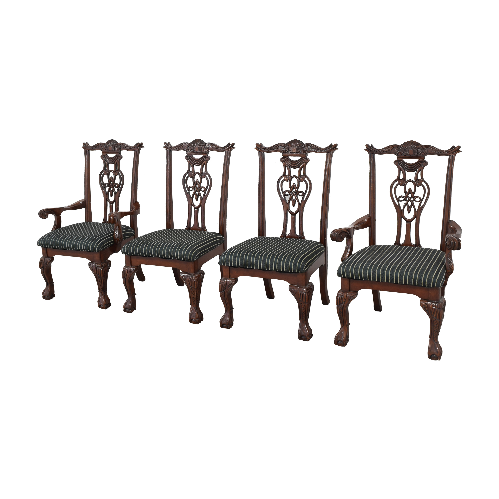 Chippendale Dining Chairs for sale