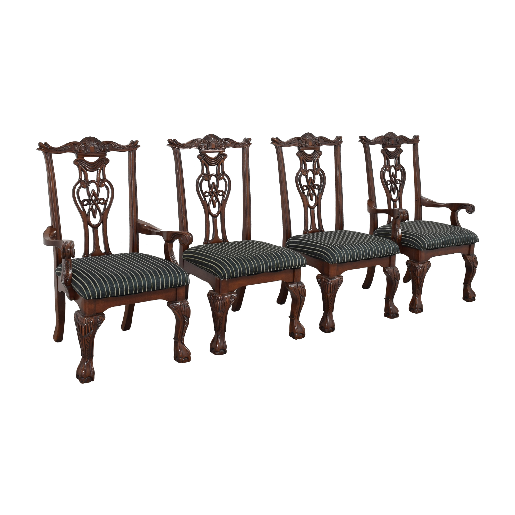 Chippendale Dining Chairs sale