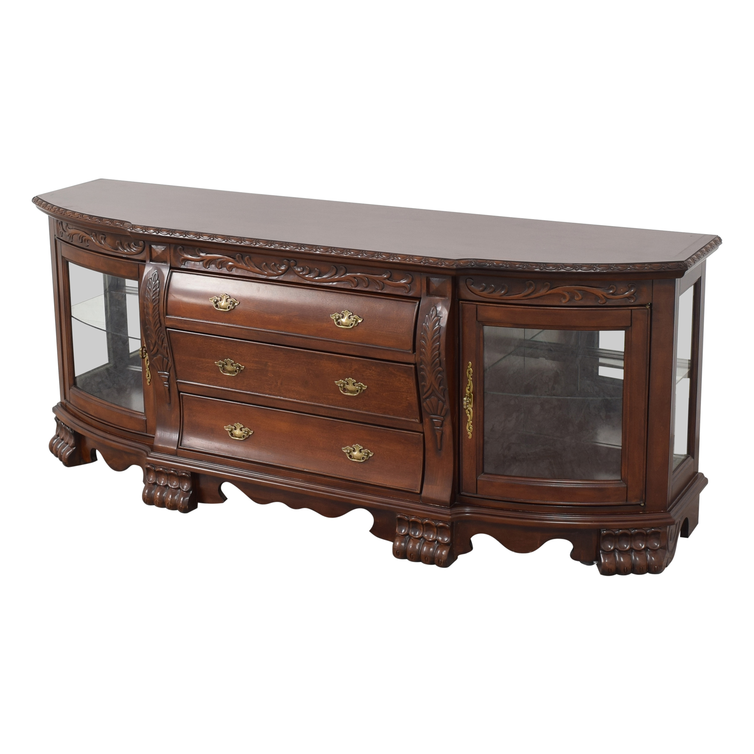 Three Drawer Sideboard / Cabinets & Sideboards