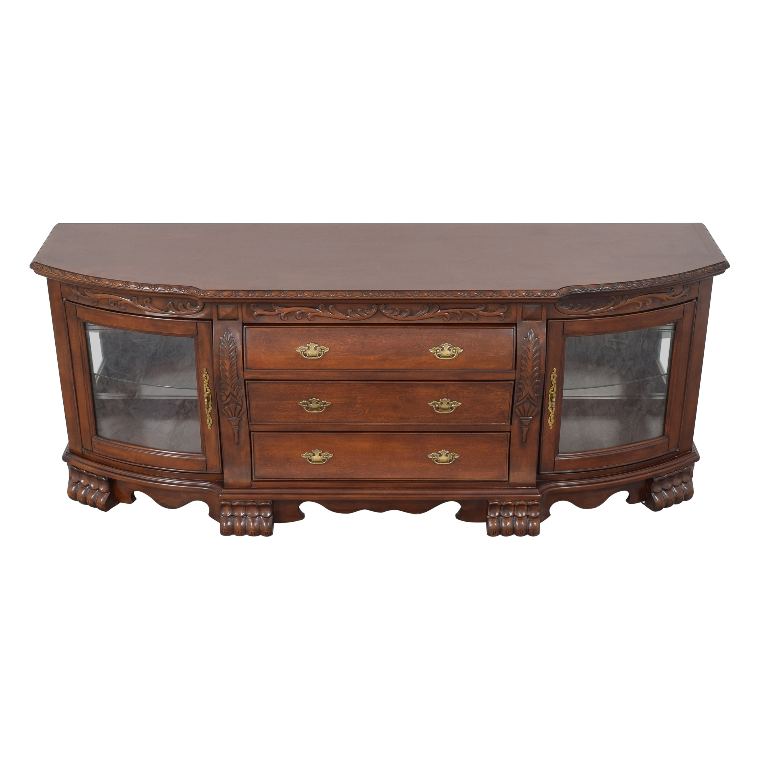 Three Drawer Sideboard for sale