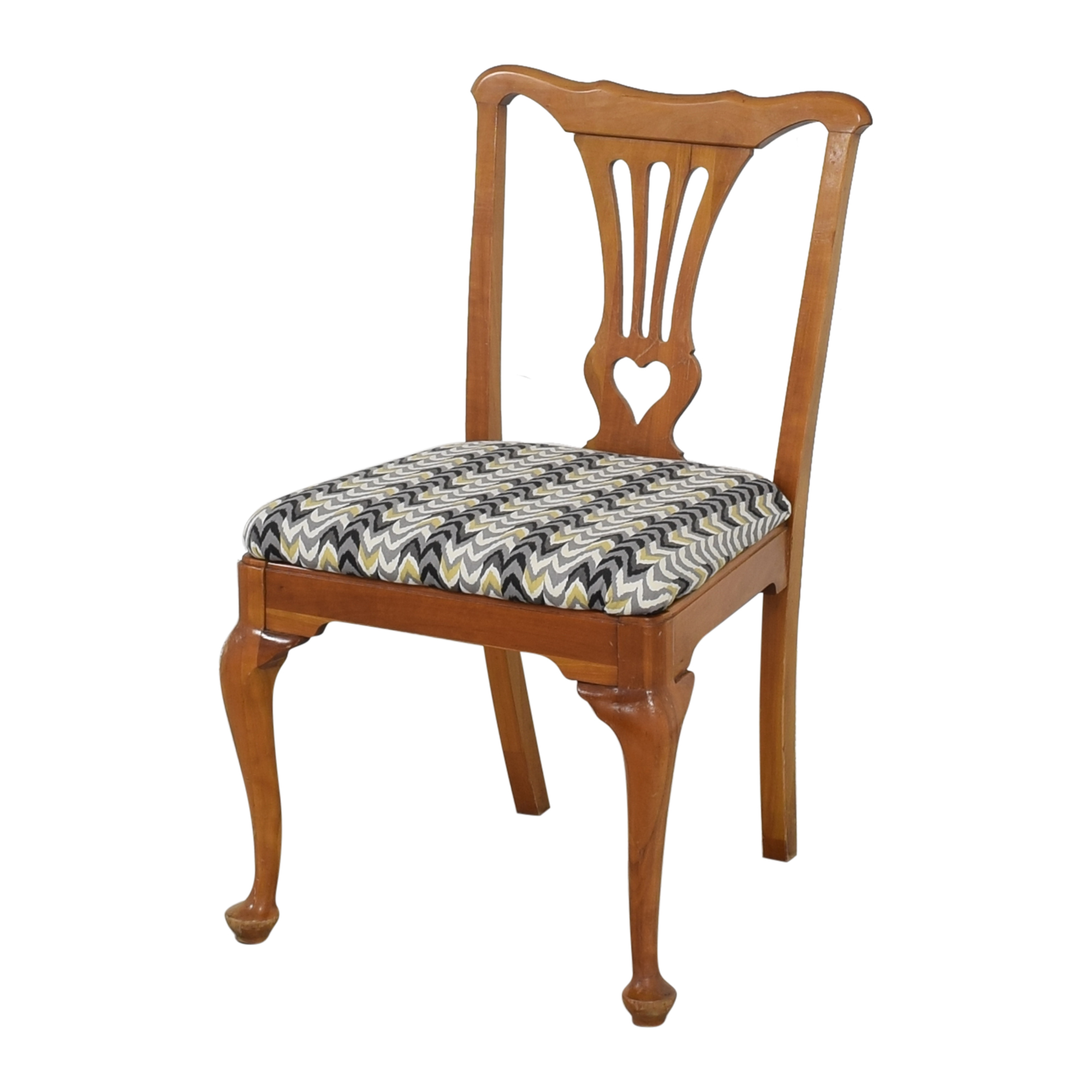 Queen Anne Style Dining Chairs nyc