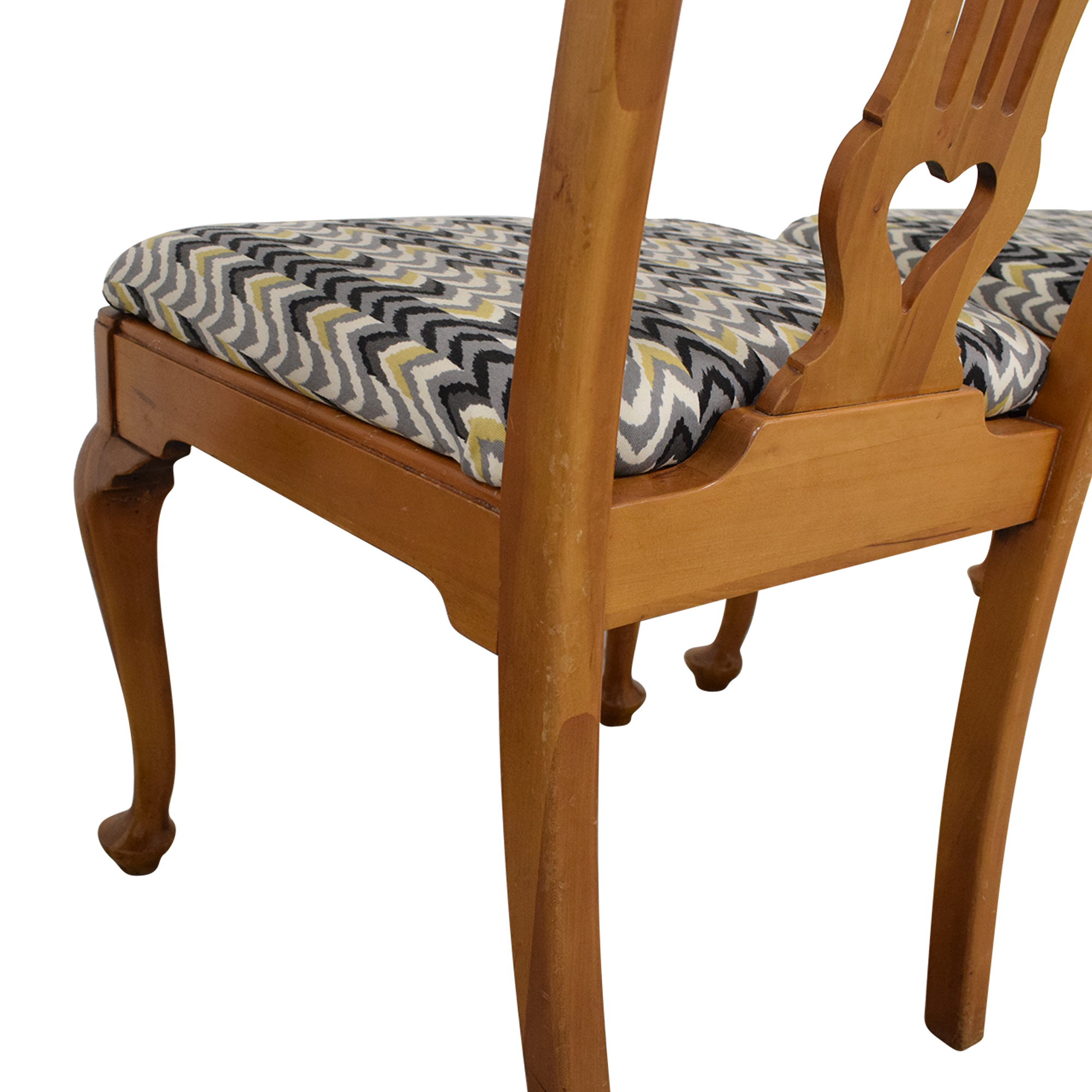 buy Queen Anne Style Dining Chairs