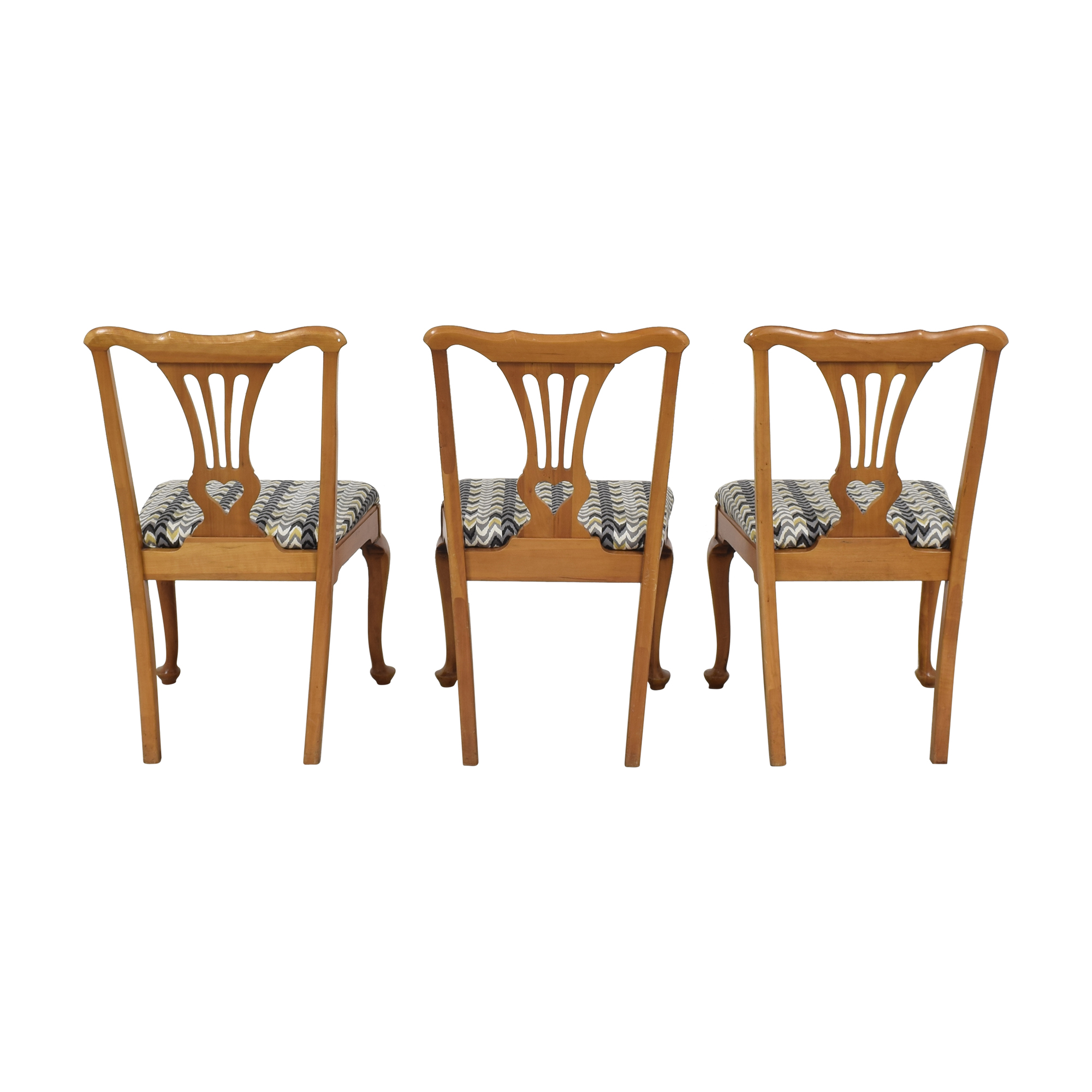 Queen Anne Style Dining Chairs price