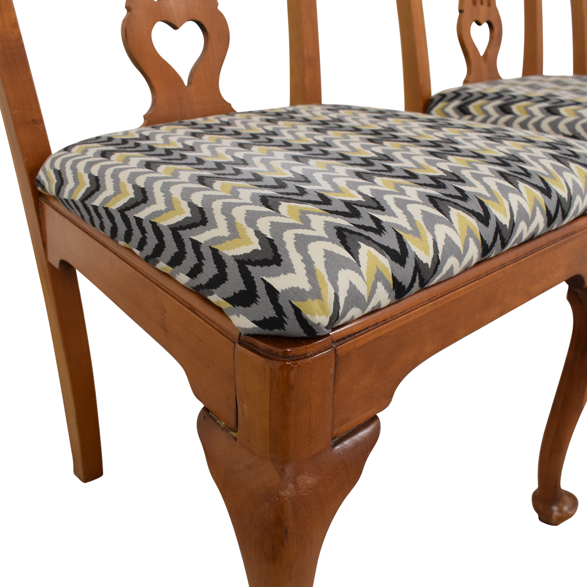 Queen Anne Style Dining Chairs / Chairs