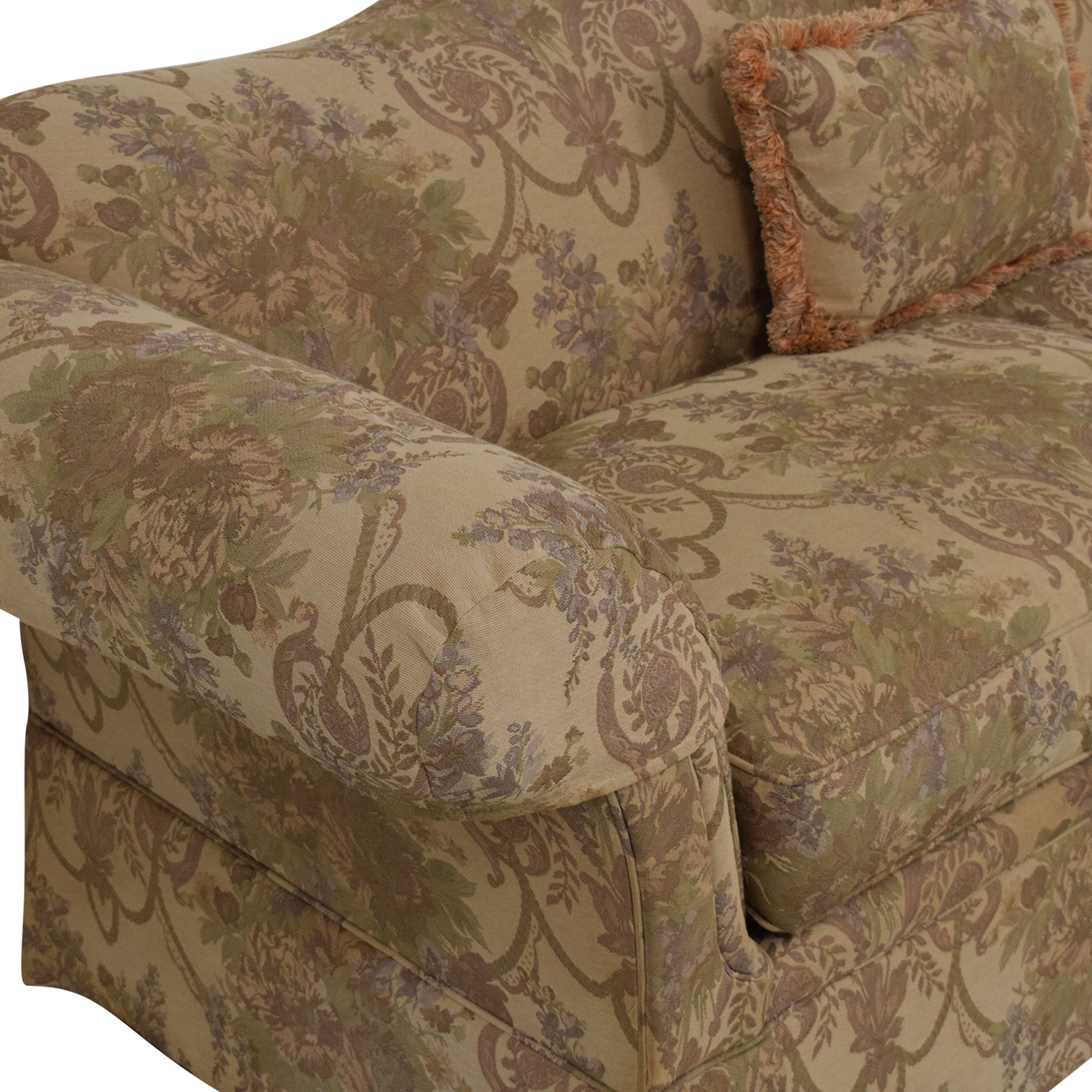 Highland House Camelback Sofa sale