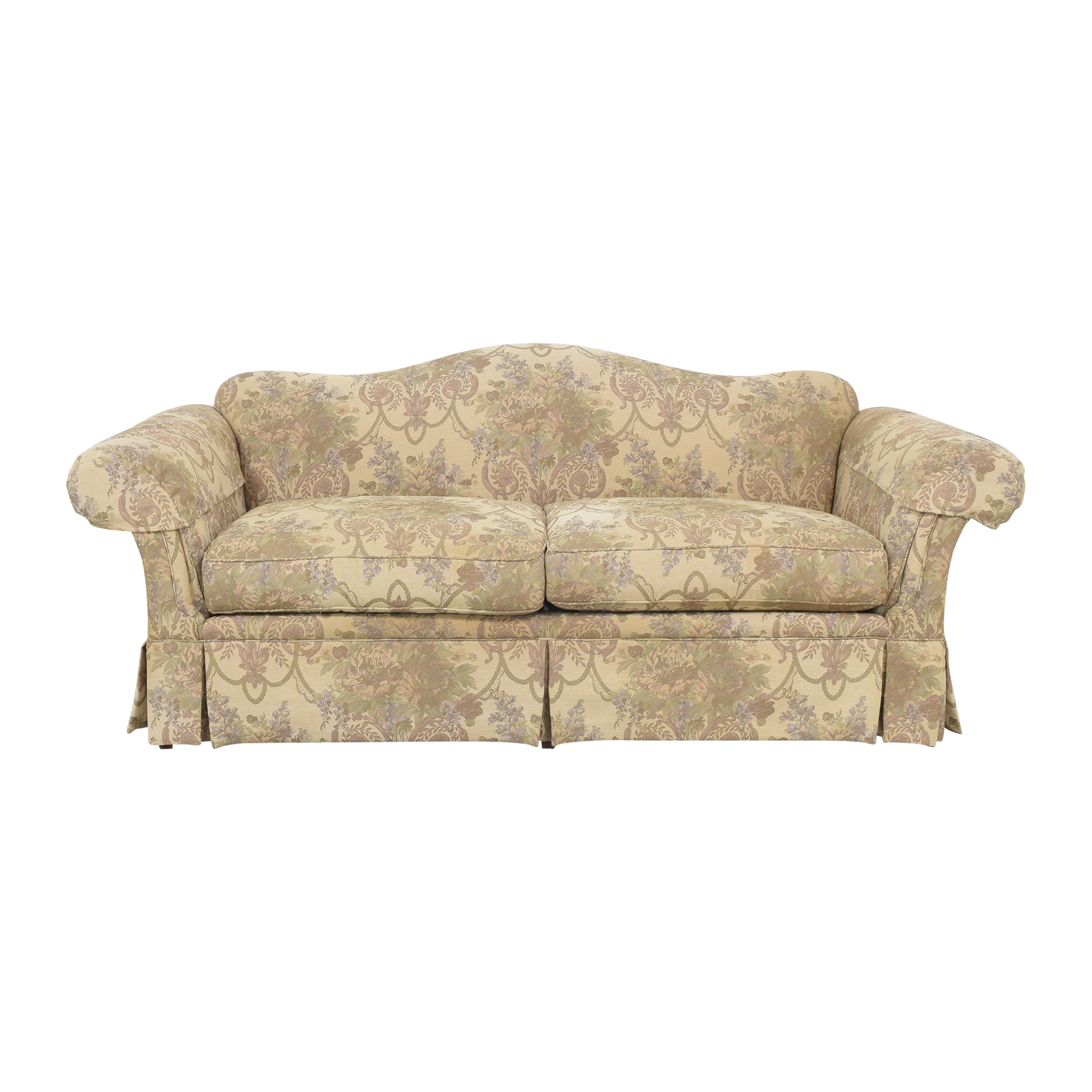 Highland House Furniture Highland House Camelback Sofa Sofas
