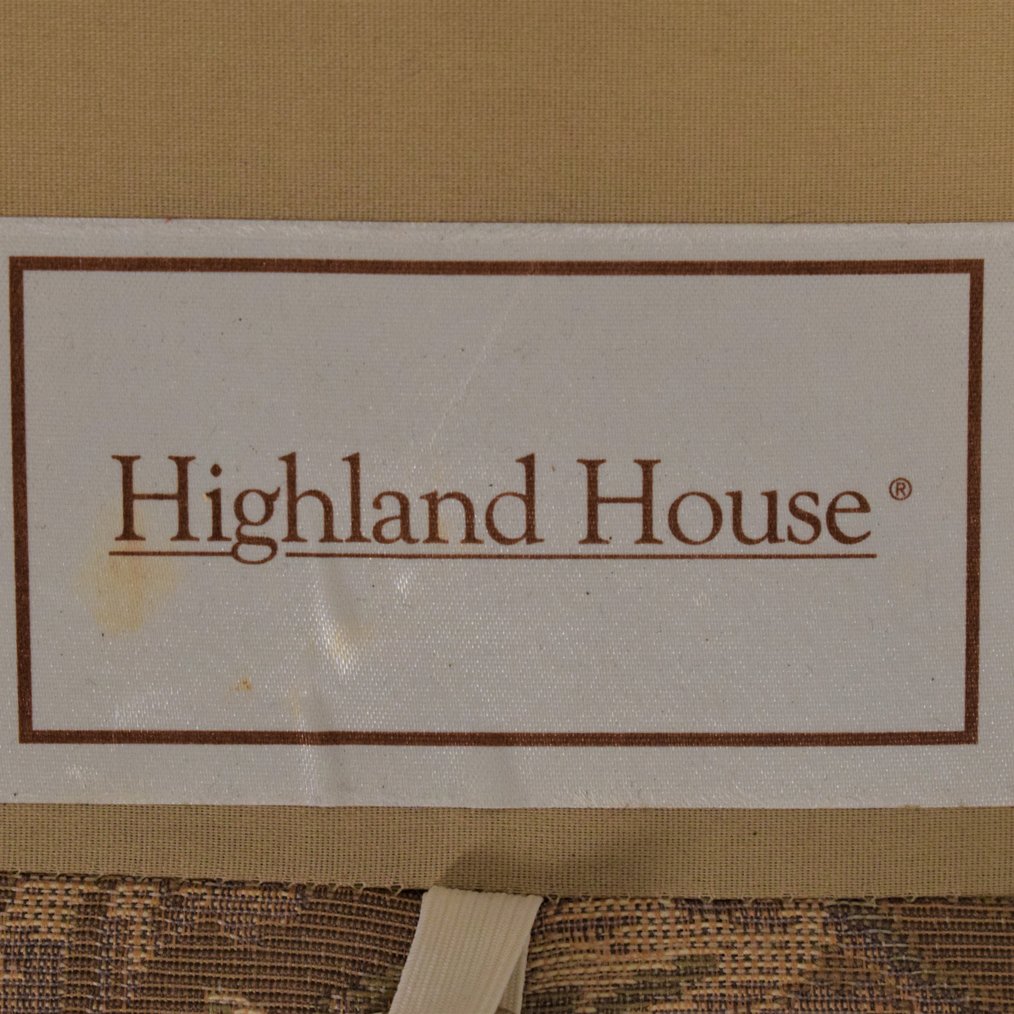 Highland House Furniture Highland House Camelback Sofa discount