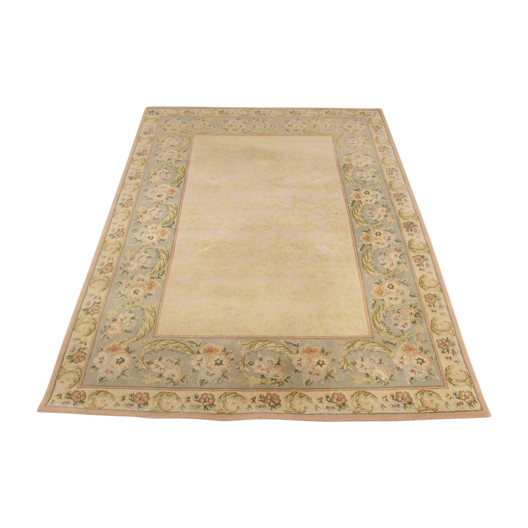 Capel Louvre Area Rug / Decor