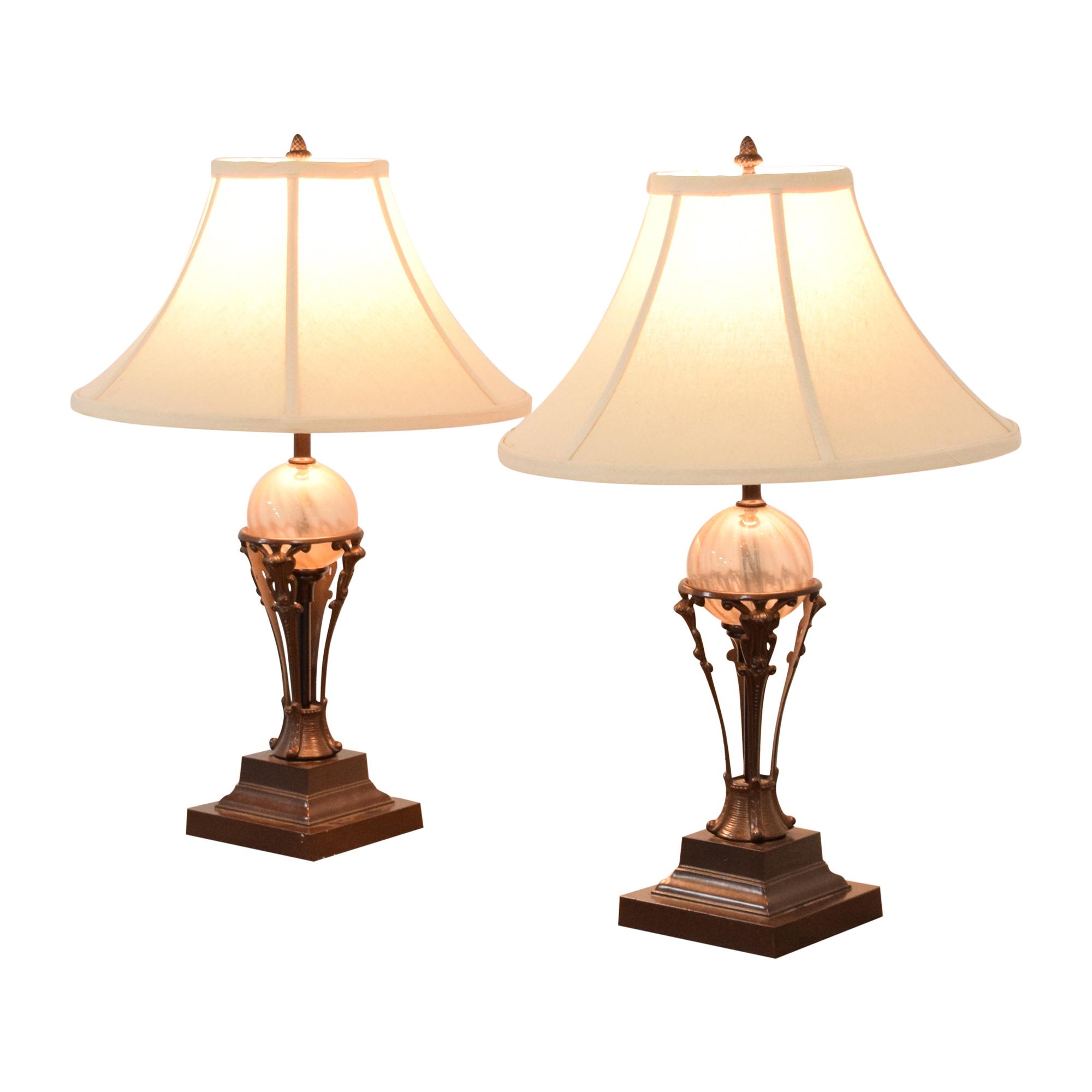 Restoration Hardware Restoration Hardware Table Lamps discount