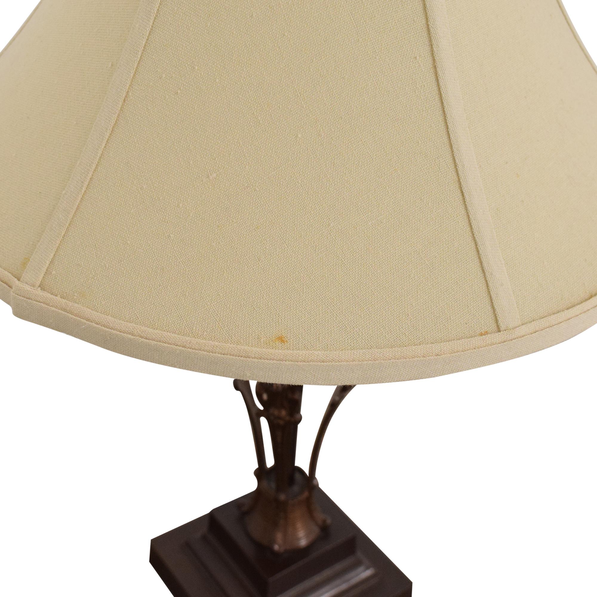 Restoration Hardware Restoration Hardware Table Lamps coupon