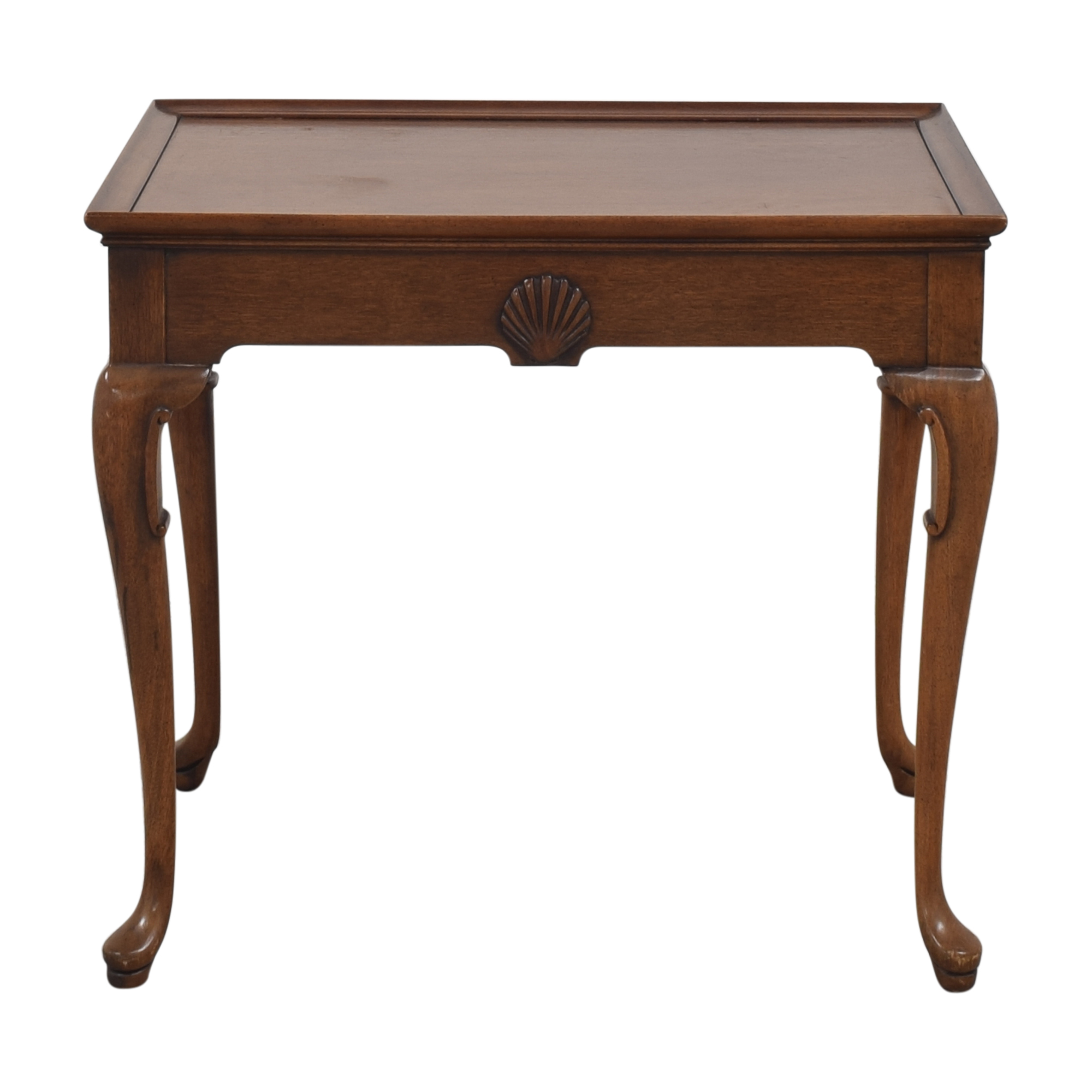 Hickory Chair Hickory Chair Queen Anne Tea Table pa