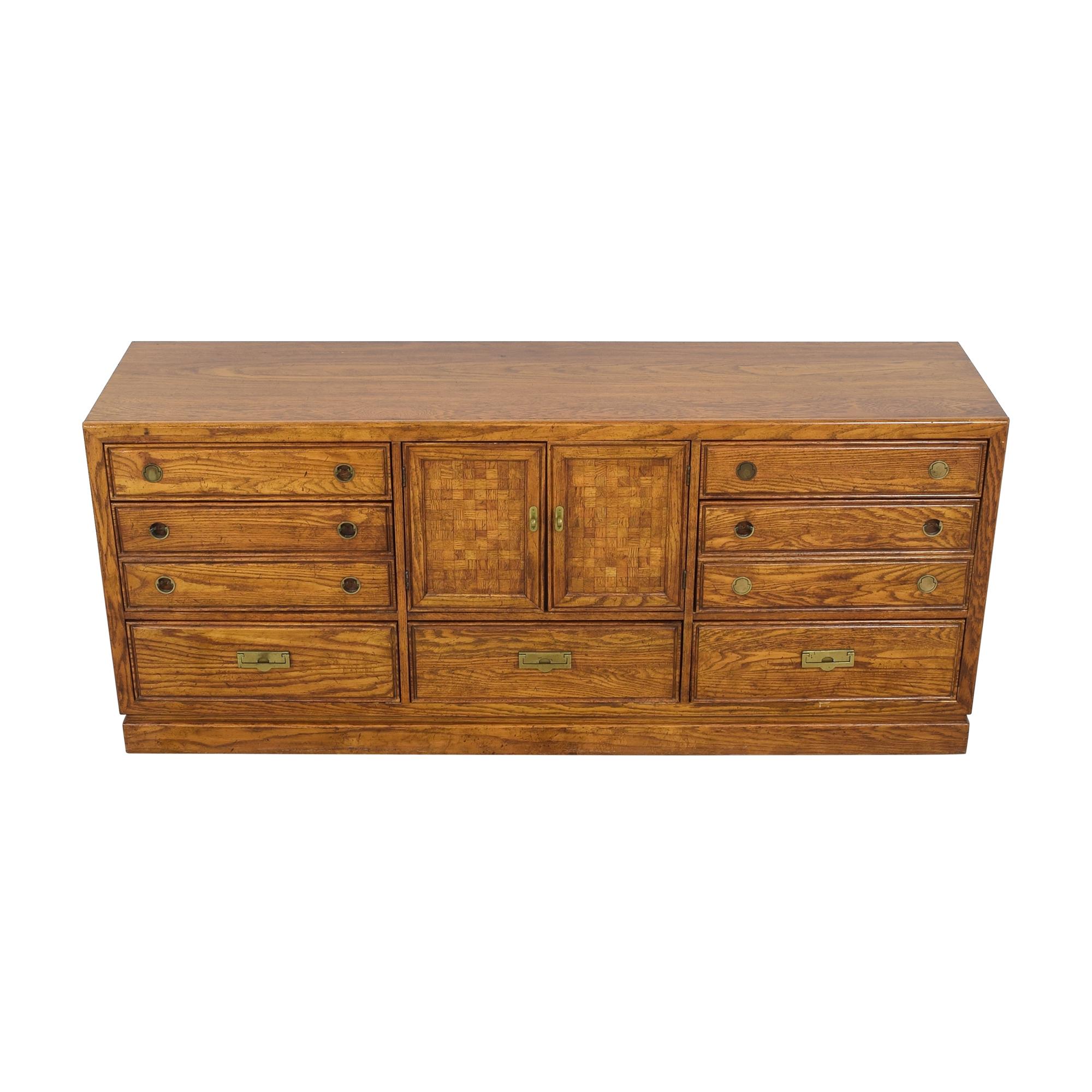 shop Thomasville Vintage Dresser Thomasville Storage