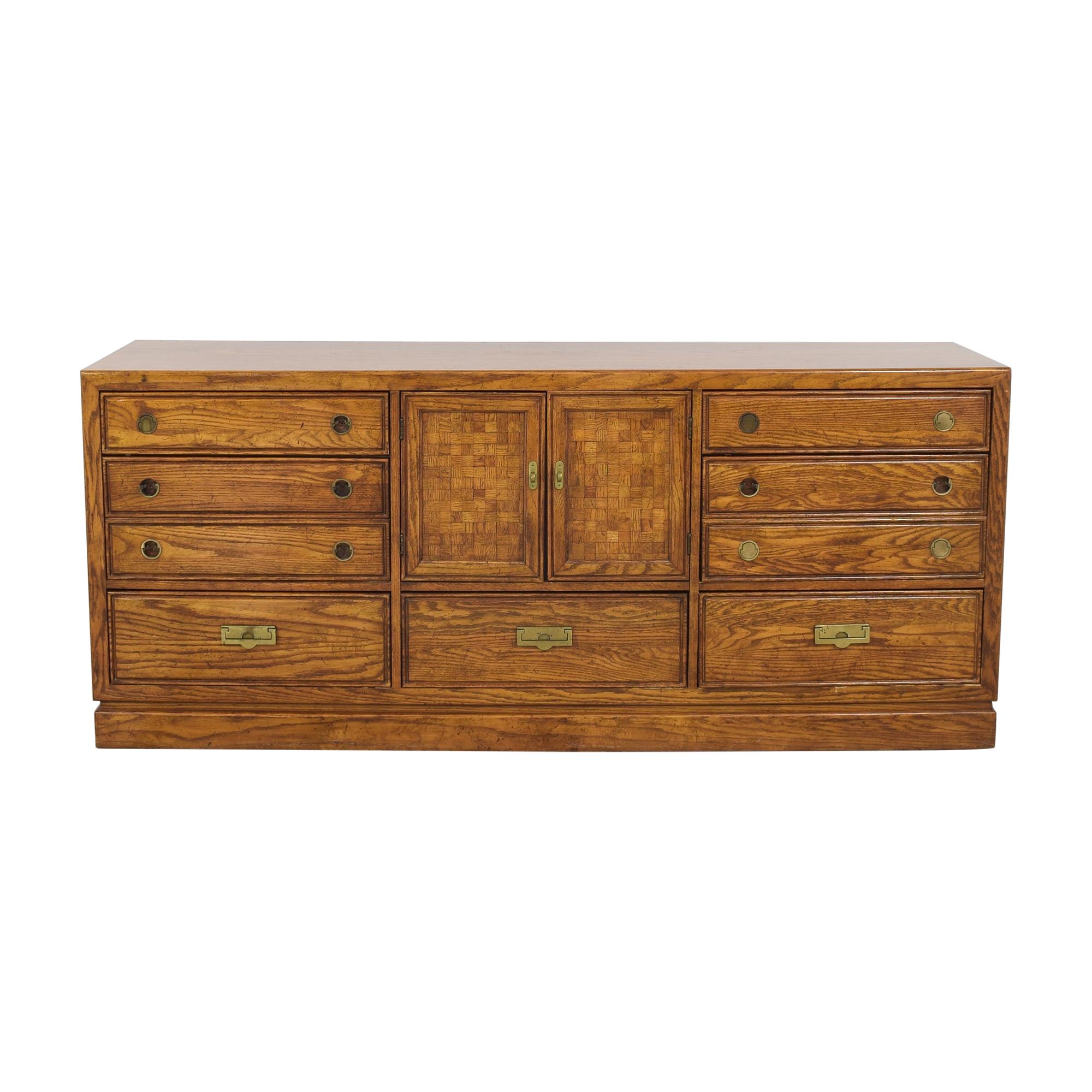 shop Thomasville Vintage Dresser Thomasville