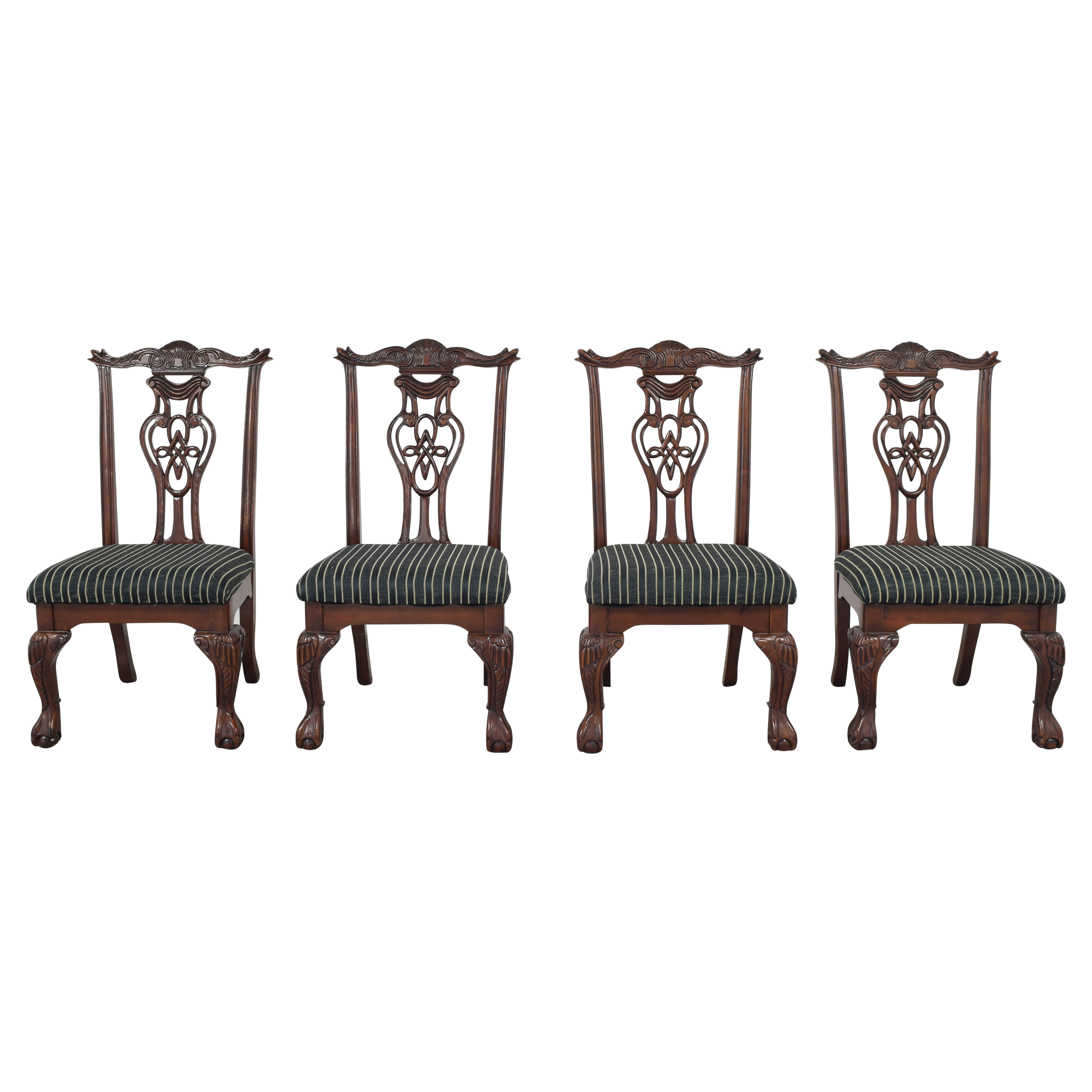 buy Chippendale Dining Chairs