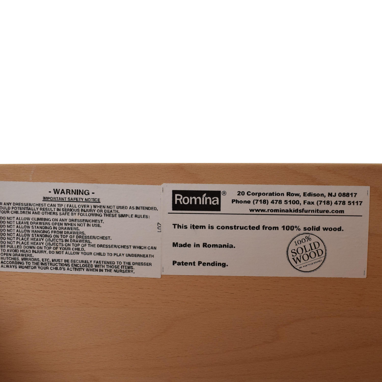 Romina Romina Six Drawer Dresser for sale